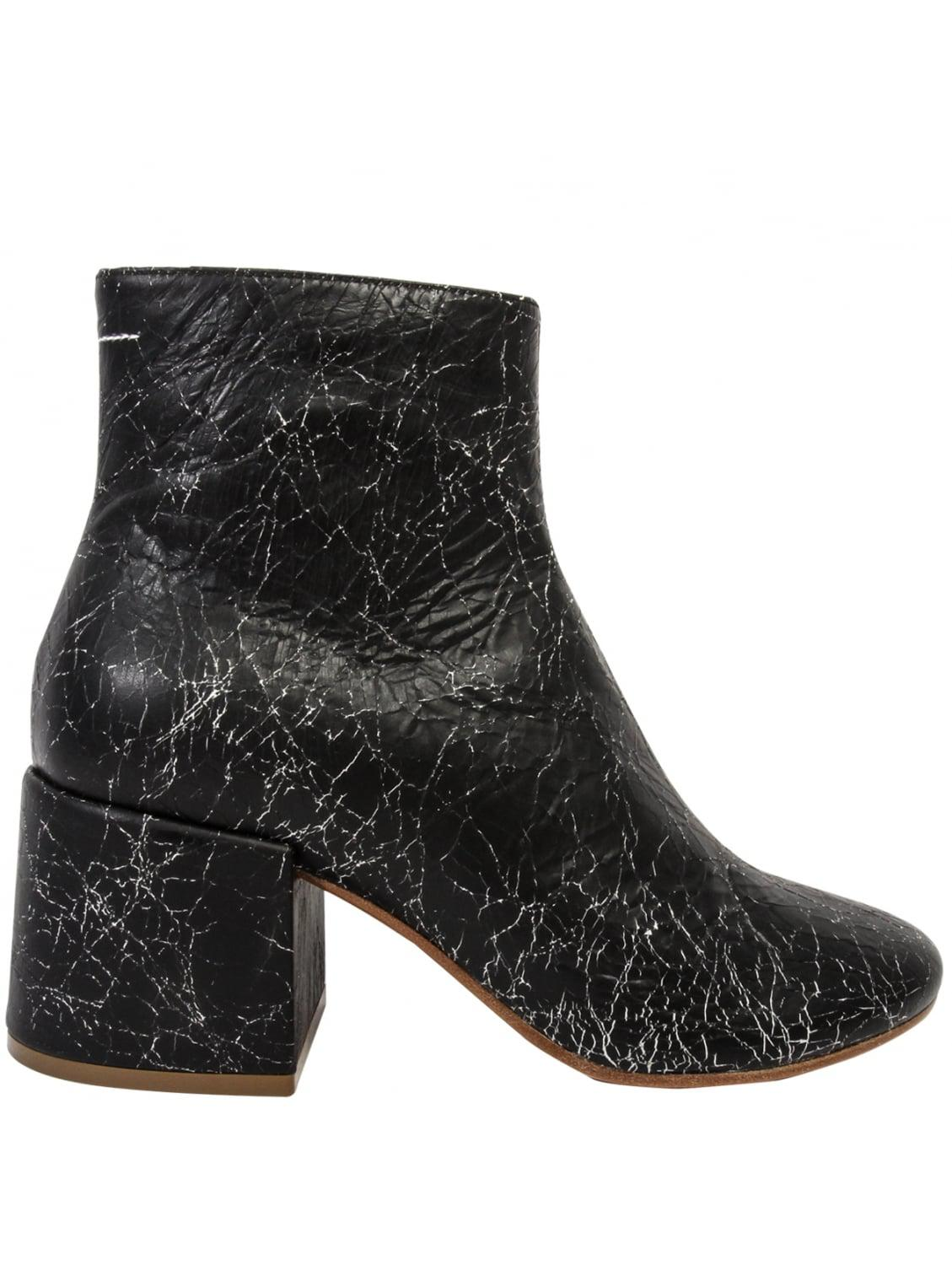 block heel ankle boots - Black Maison Martin Margiela Wholesale Price Cheap Price WaPQUXbL