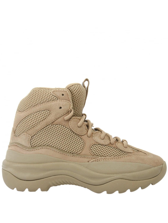 Yeezy Suede Desert Boots