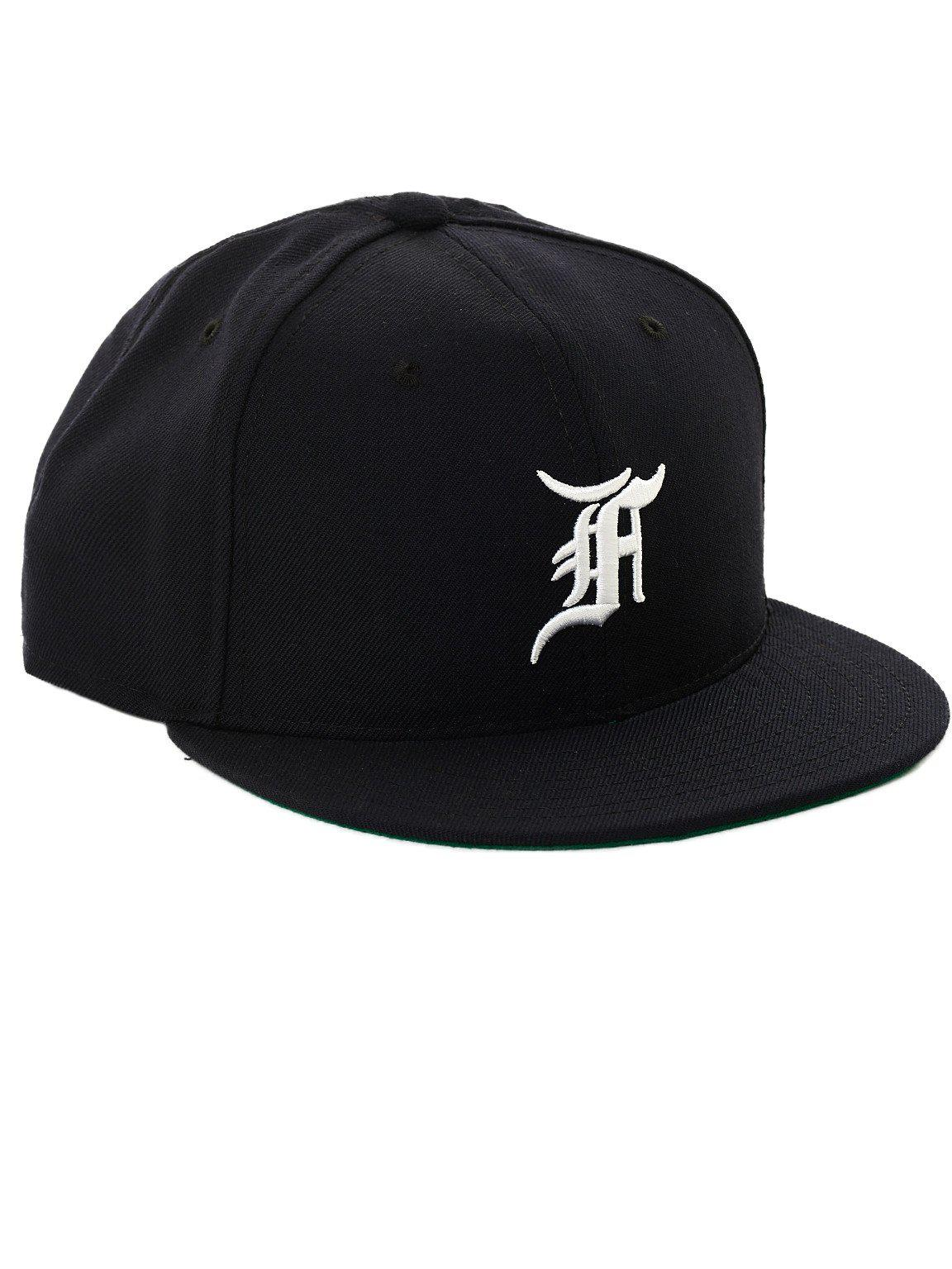 d0f4dfcc490 Lyst - Fear Of God New Era X Fitted Cap in Blue for Men
