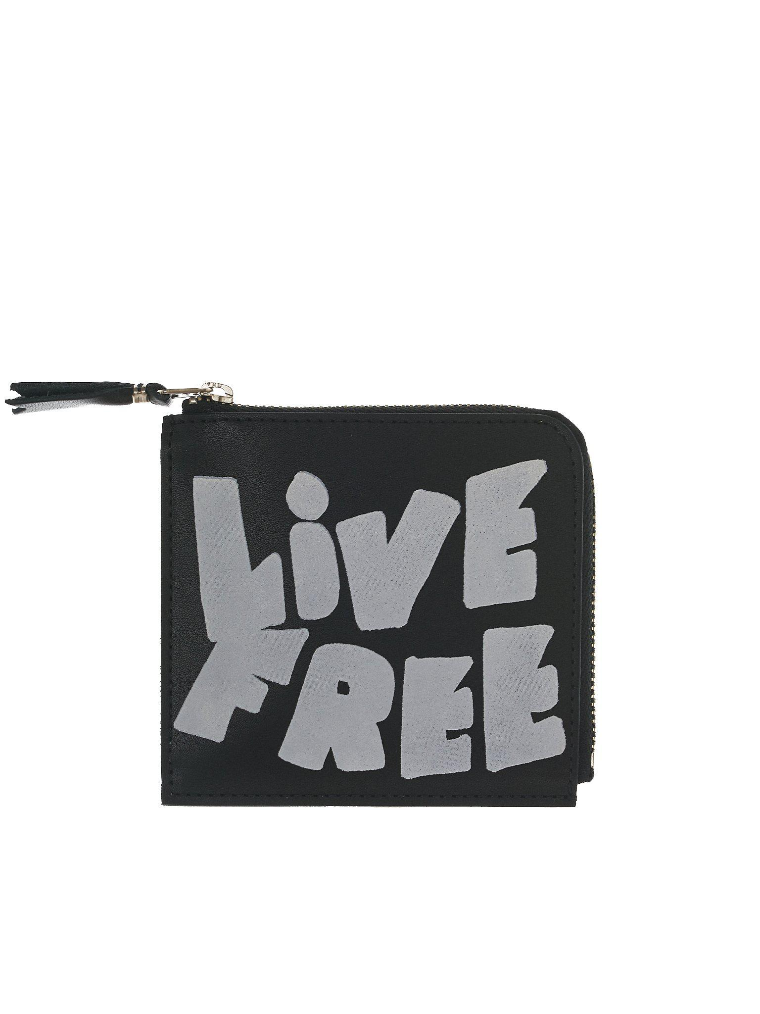 Comme Des Gar莽ons Wallet Live Free zip wallet Free Shipping High Quality Shopping Online High Quality wPlA9eWMZ