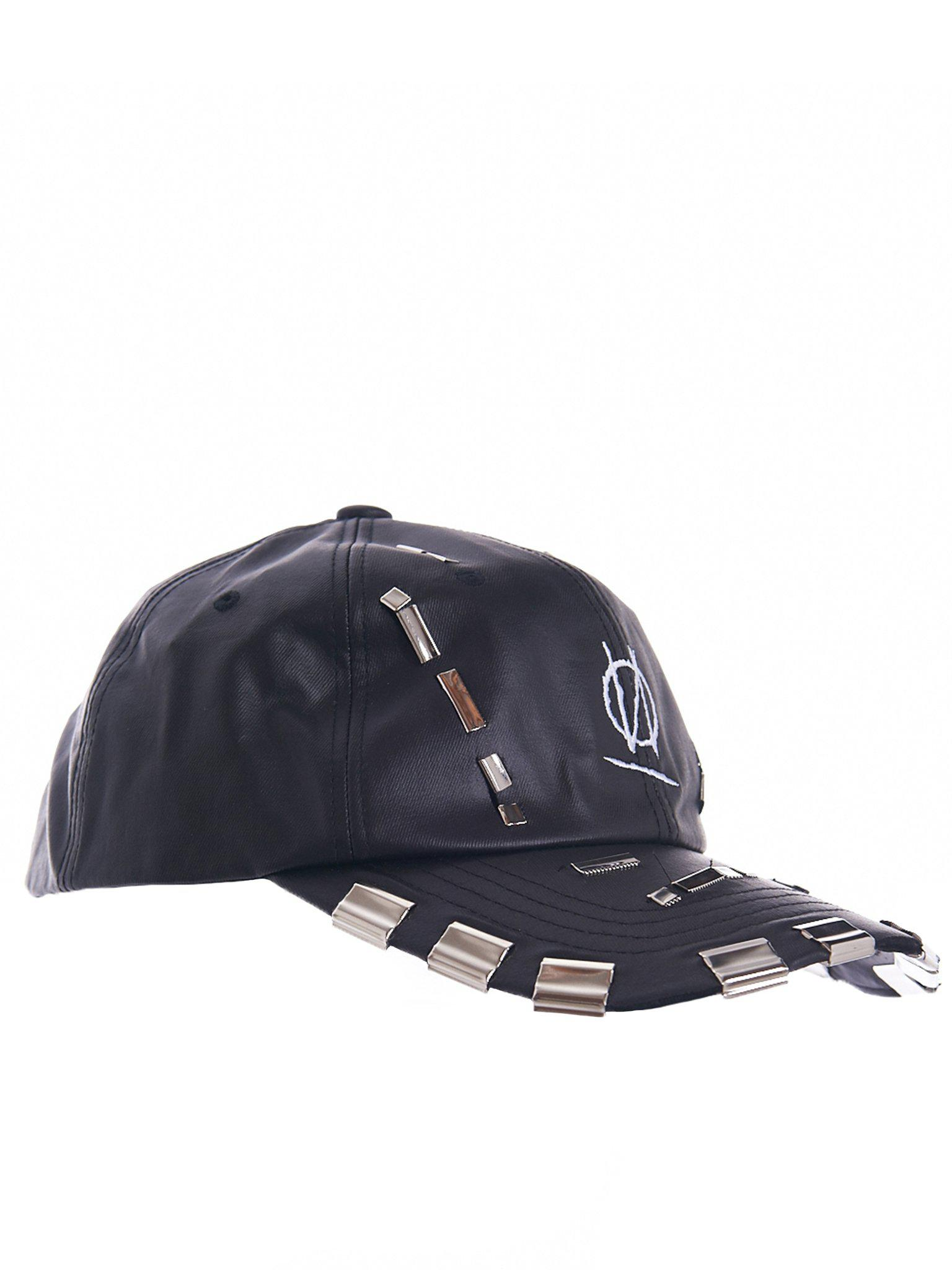 front printed logo hat - Black 99% IS mA6wnNMVX5