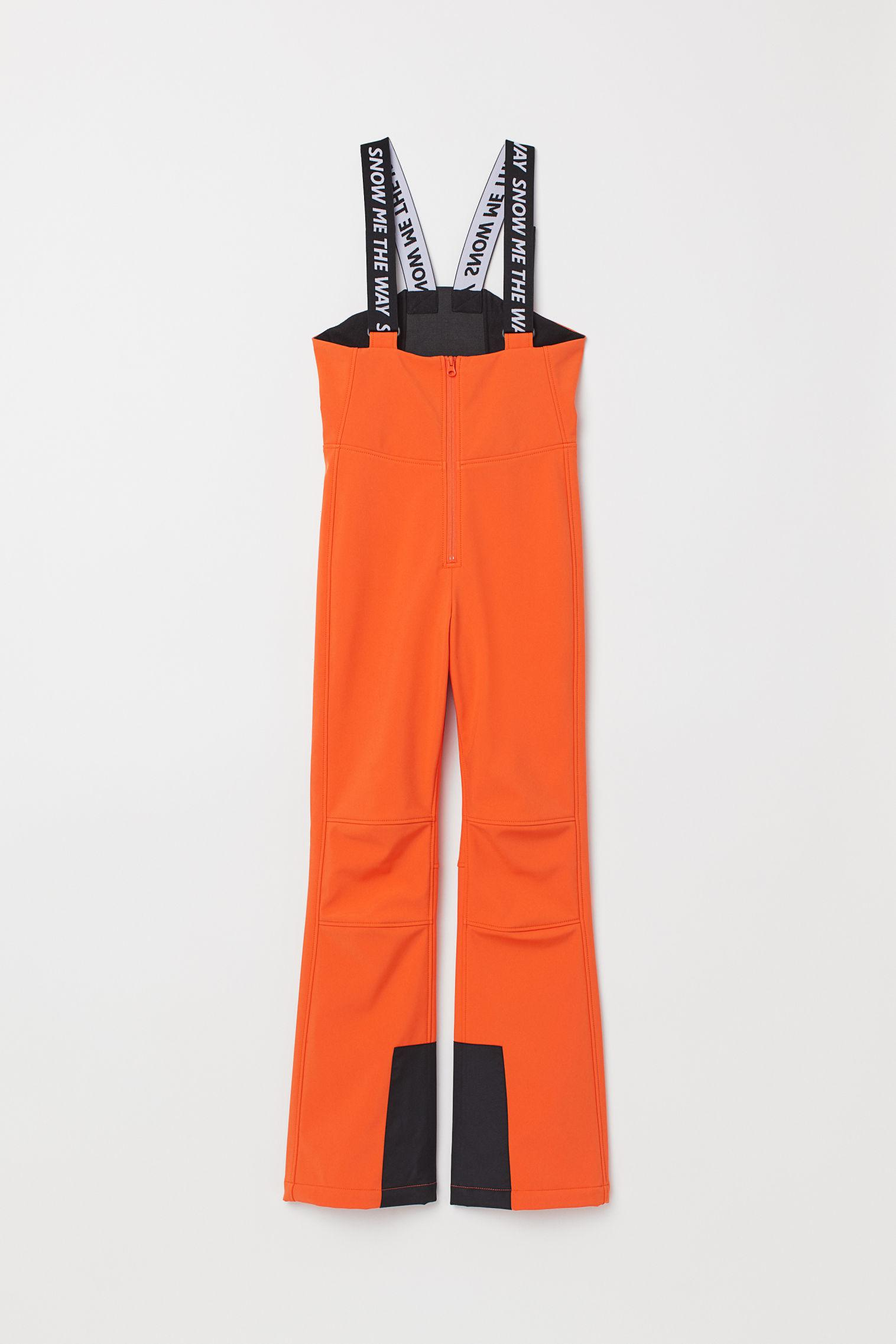En Orange H De Bretelles À Lyst amp;m Pantalon Coloris Ski wT0qxOf