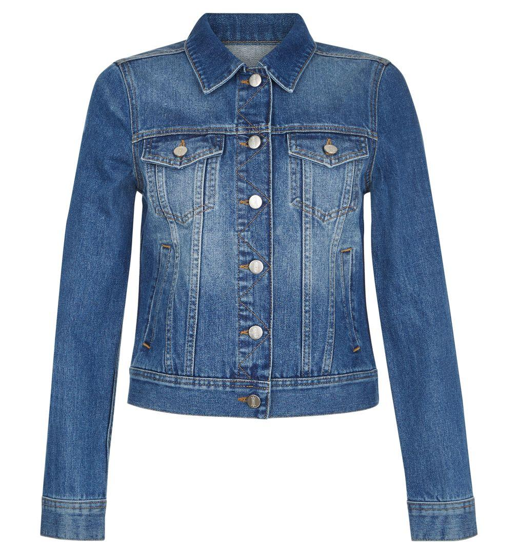 e78a19a4 Hobbs Mariam Jacket in Blue - Lyst