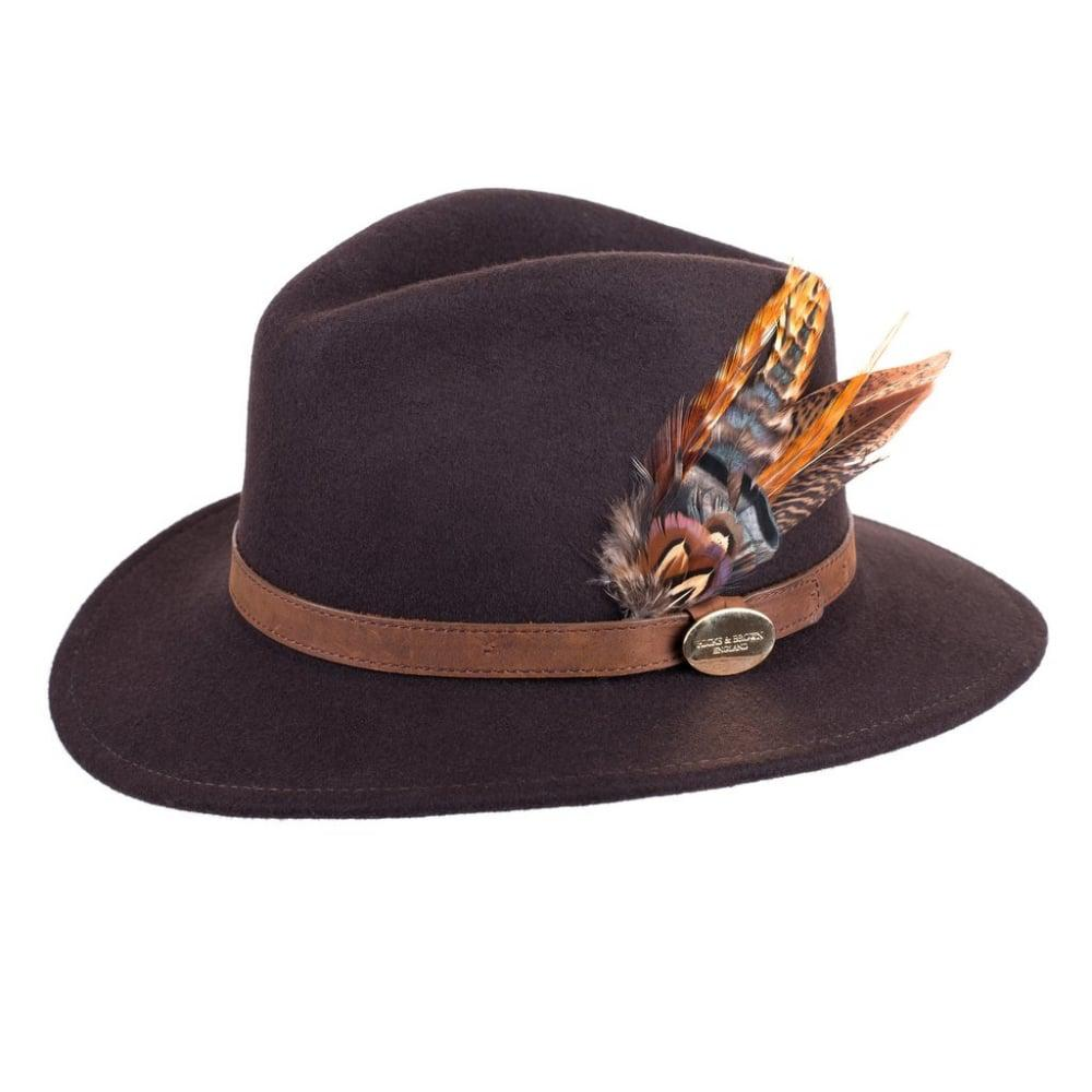 fd783c1ee9cf2 Gallery. Previously sold at: Hoity Toity Shoes · Women's Wool Fedoras  Women's Wool Hats ...