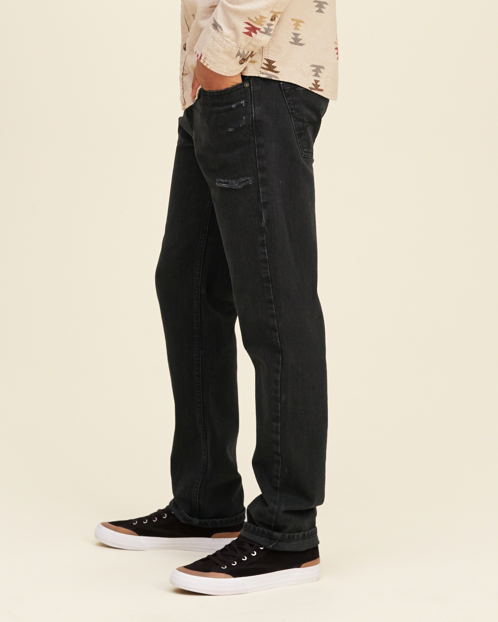 hollister dark jeans for men - photo #39