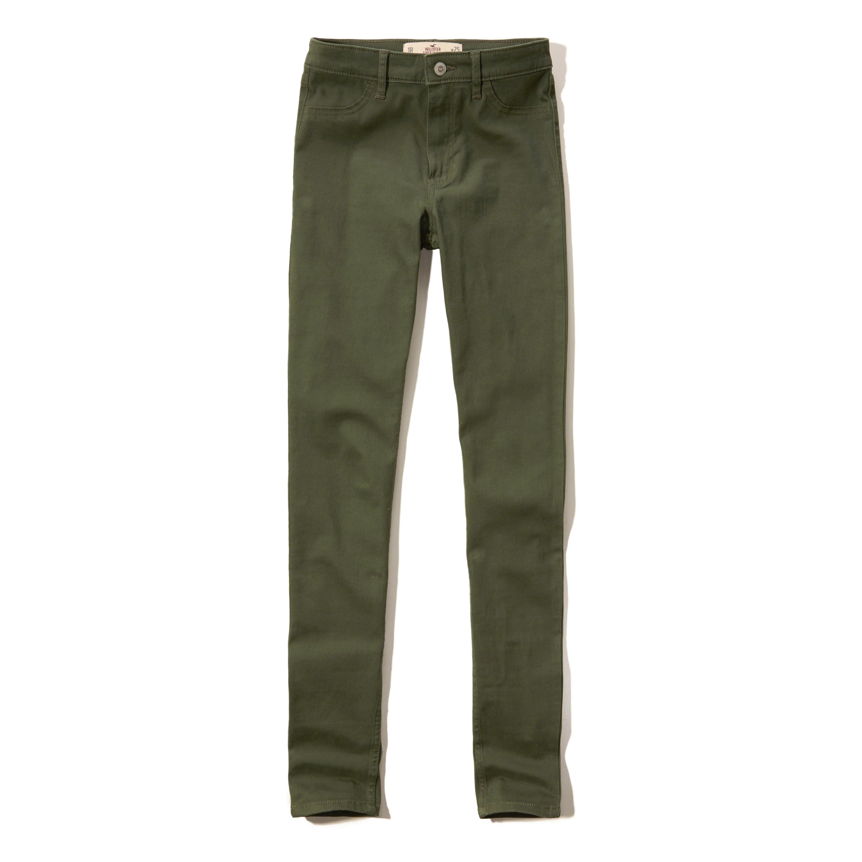 hollister school pants - photo #10