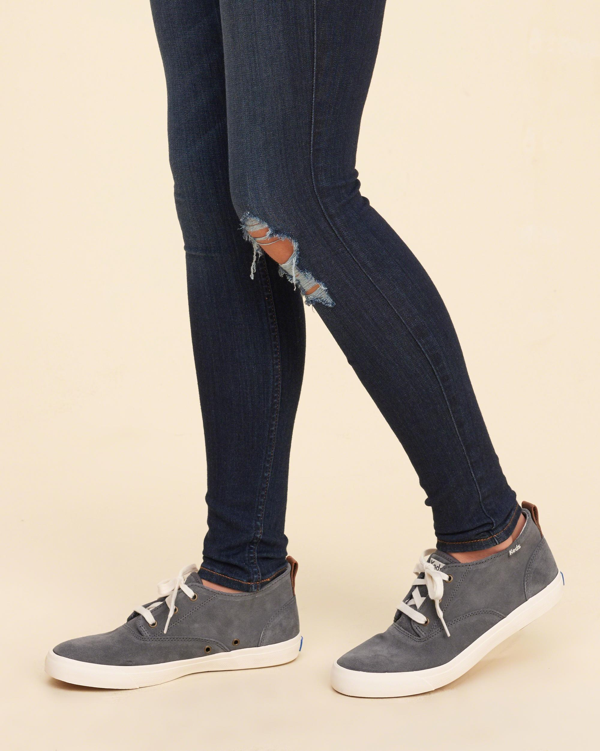 Keds Black Suede Shoes
