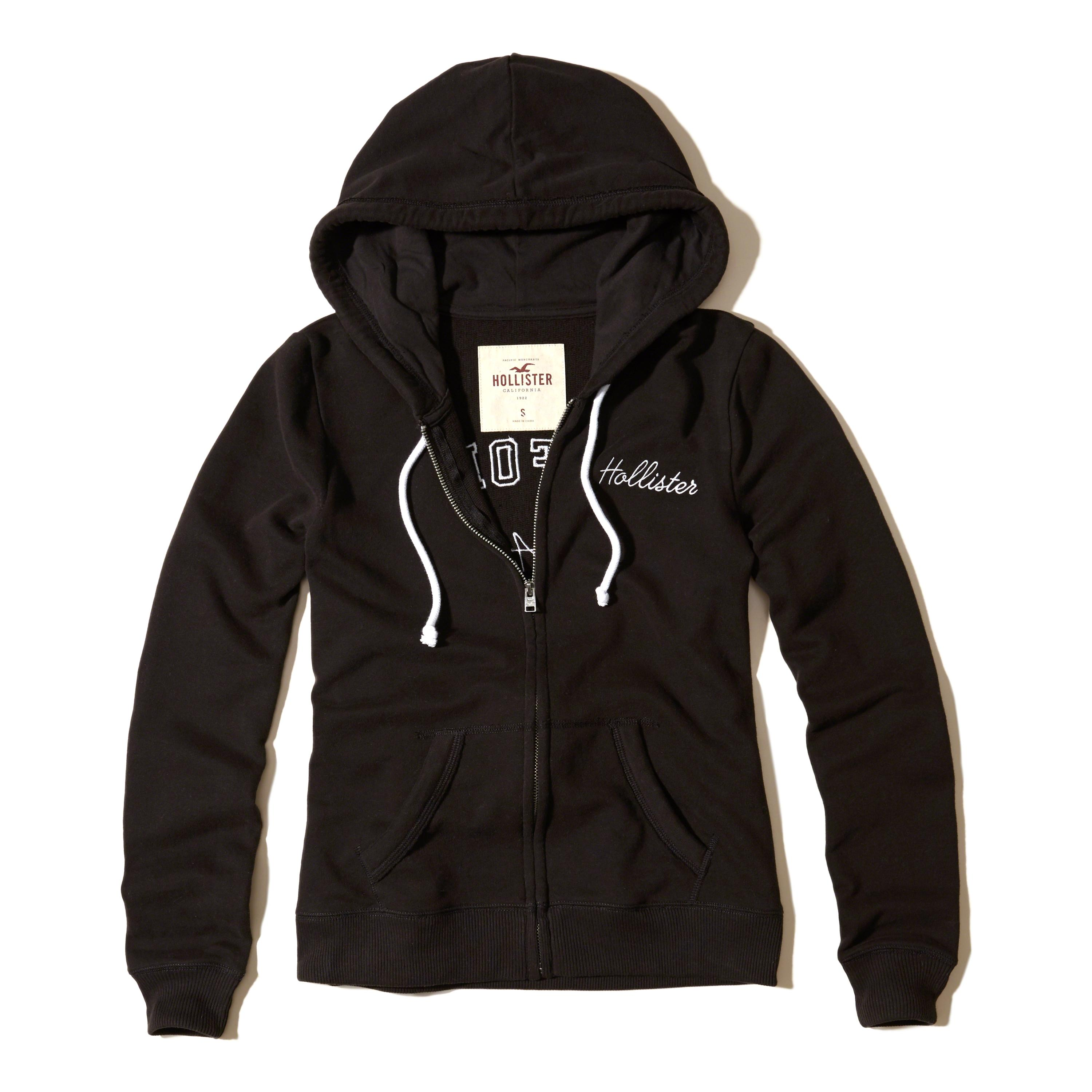 Hoodies & Sweatshirts for Girls. Cozy game: strong. Hollister girls hoodies and sweatshirts are the ultimate in comfort and style. For warming up. For looking cool. And totally nailing those athleisure vibes. You'll want to rock our hoodies and sweatshirts all day, every day. They're just so comfortable.