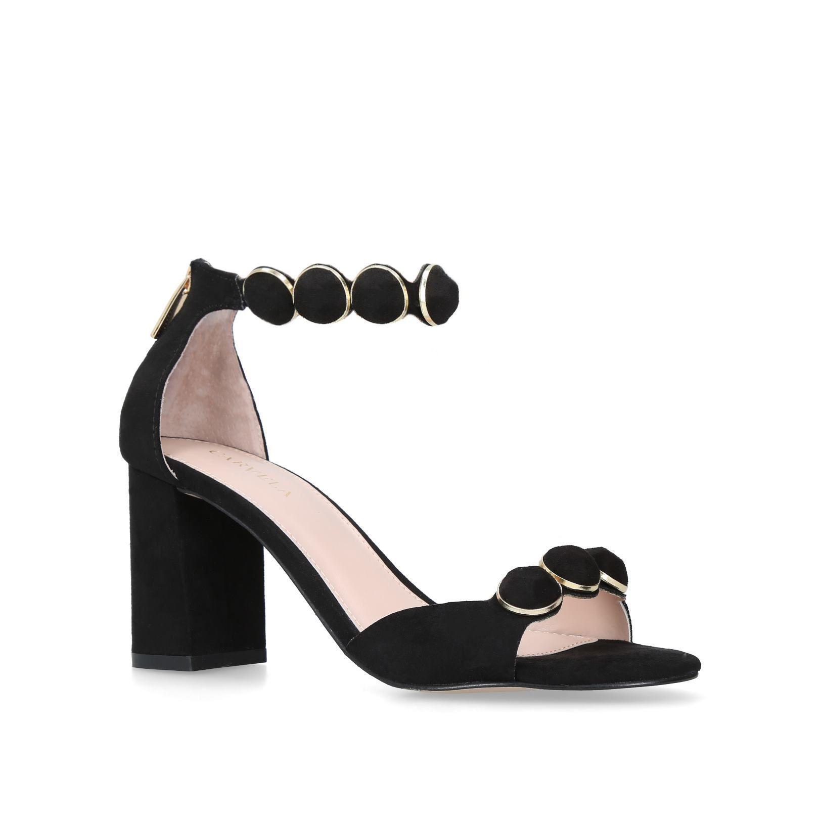 Carvela Kurt Geiger. Women's Black Gillian Sandals