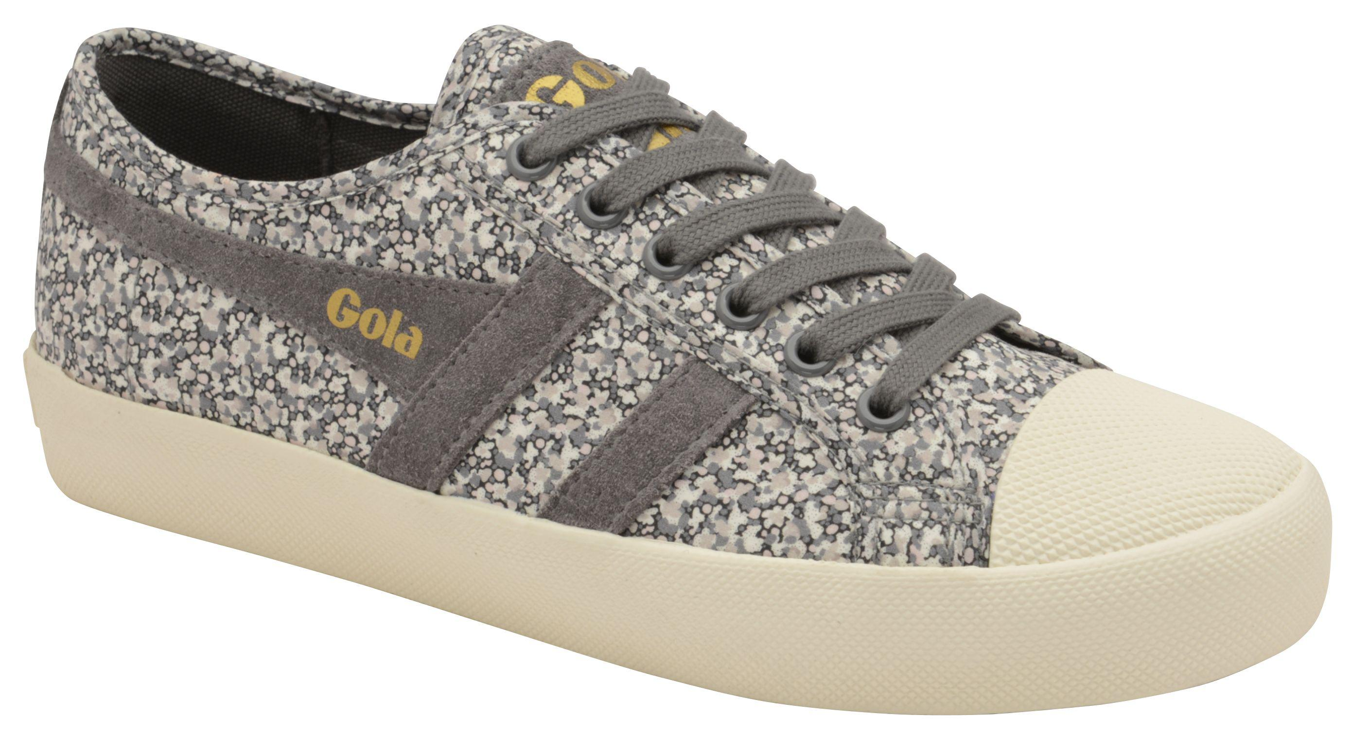 Womens Coaster Liberty Pp Grey Trainers Gola bxygWk