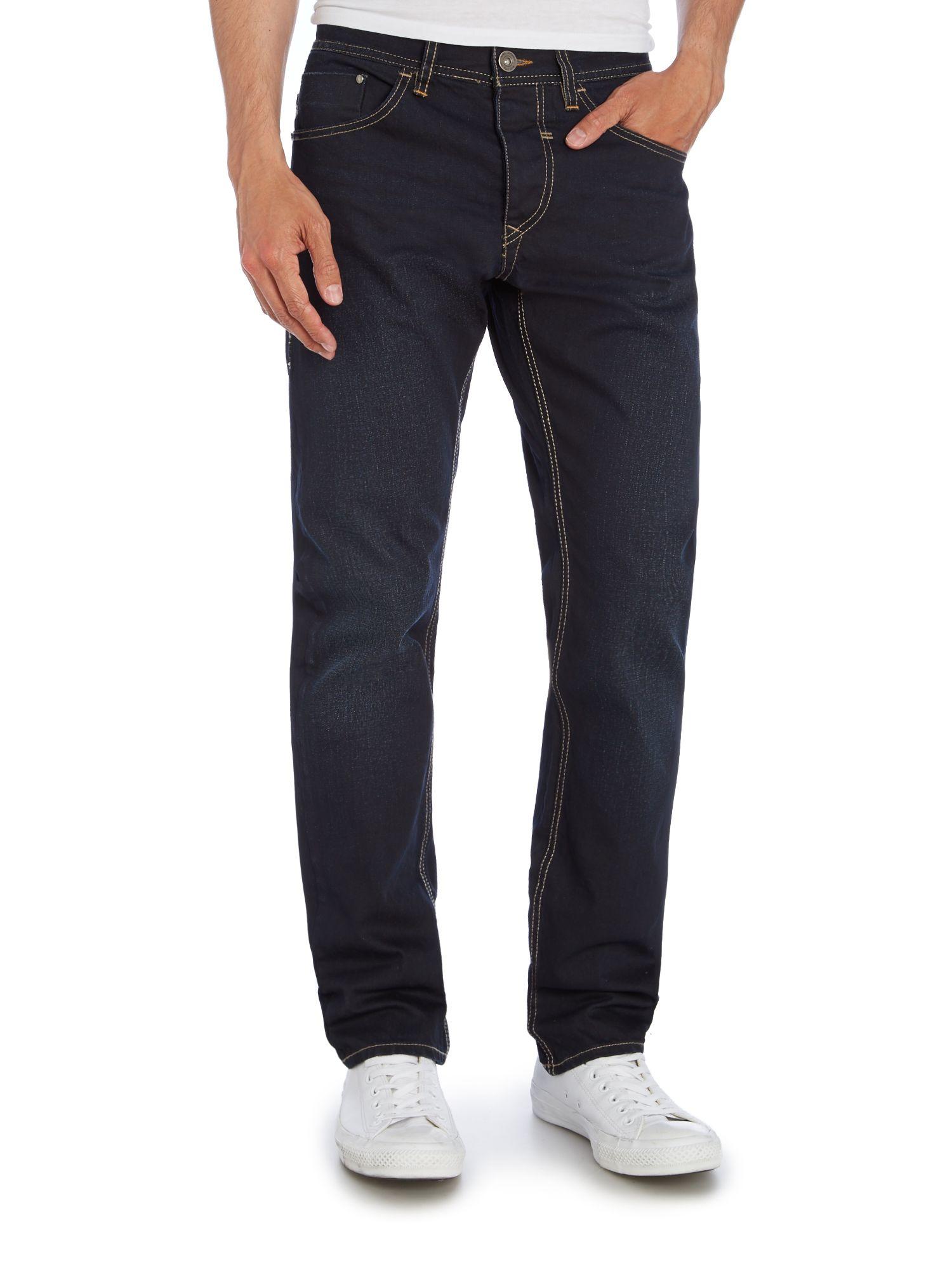 lyst blend low waist jeans in blue for men. Black Bedroom Furniture Sets. Home Design Ideas