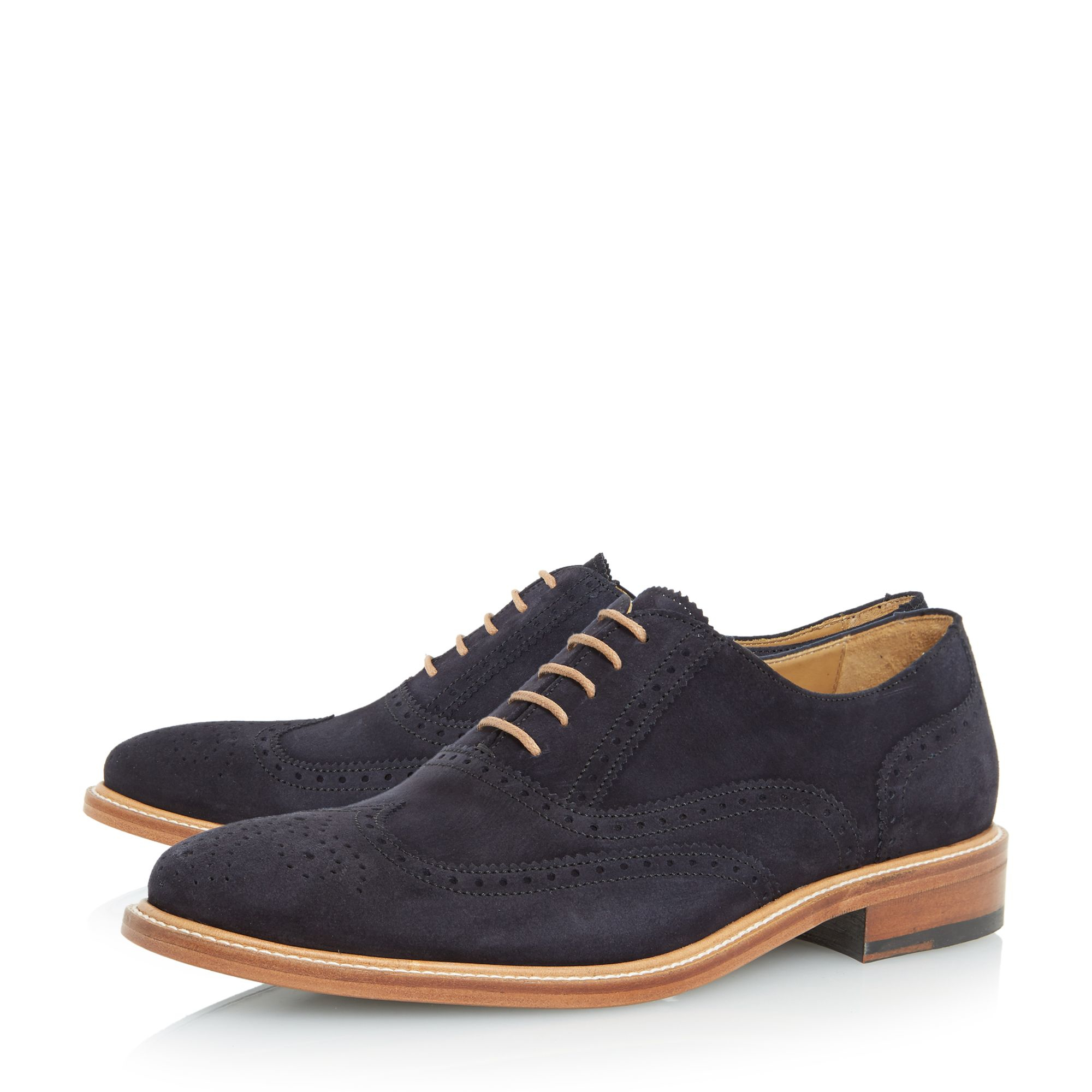 Brogues Black And White River Island