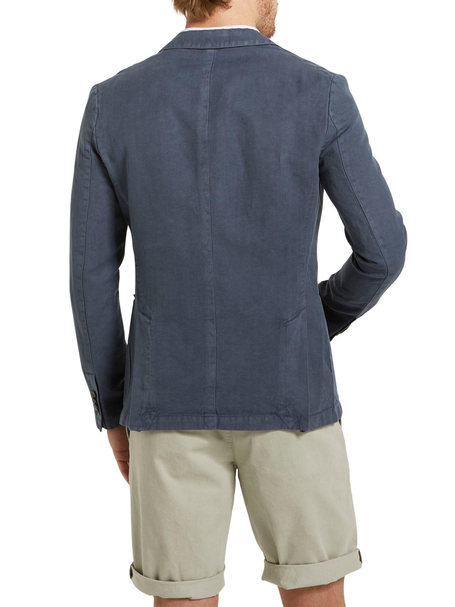 marc o 39 polo jacket in blue for men lyst. Black Bedroom Furniture Sets. Home Design Ideas