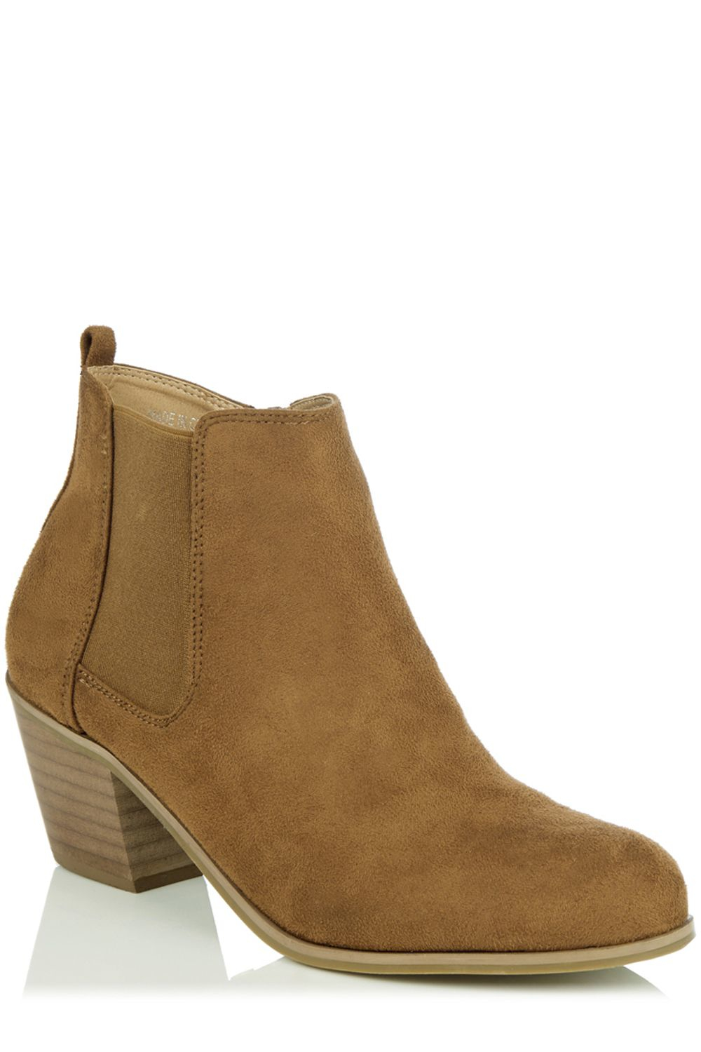 a0838a343247 Oasis Carrie Chelsea Boot in Brown | Lyst