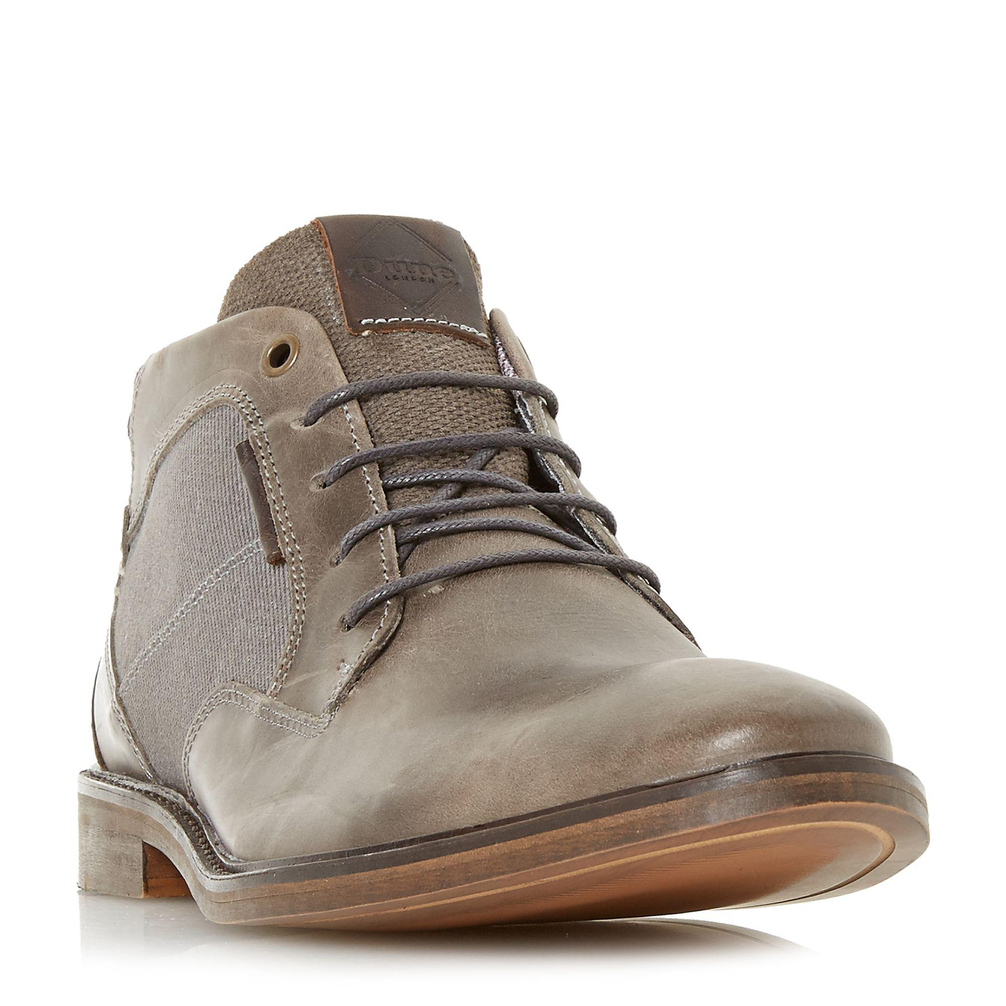Tan 'Cosmo' contrast collar chukka boots low shipping fee online sale order 100% guaranteed cheap price sale discount new arrival sale online UQyT39S