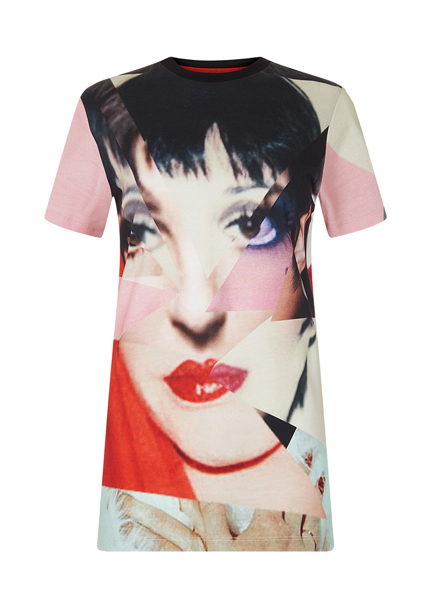 House of holland liza minelli t shirt lyst for House of liza