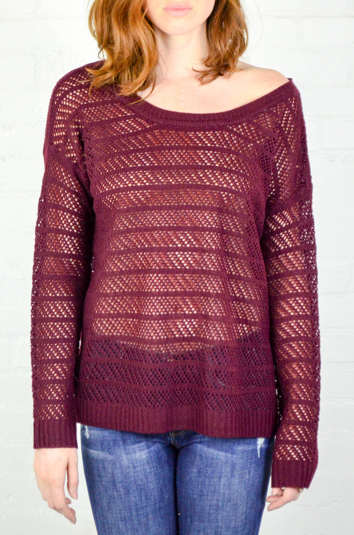 Cynthia Rowley Wool Sweater