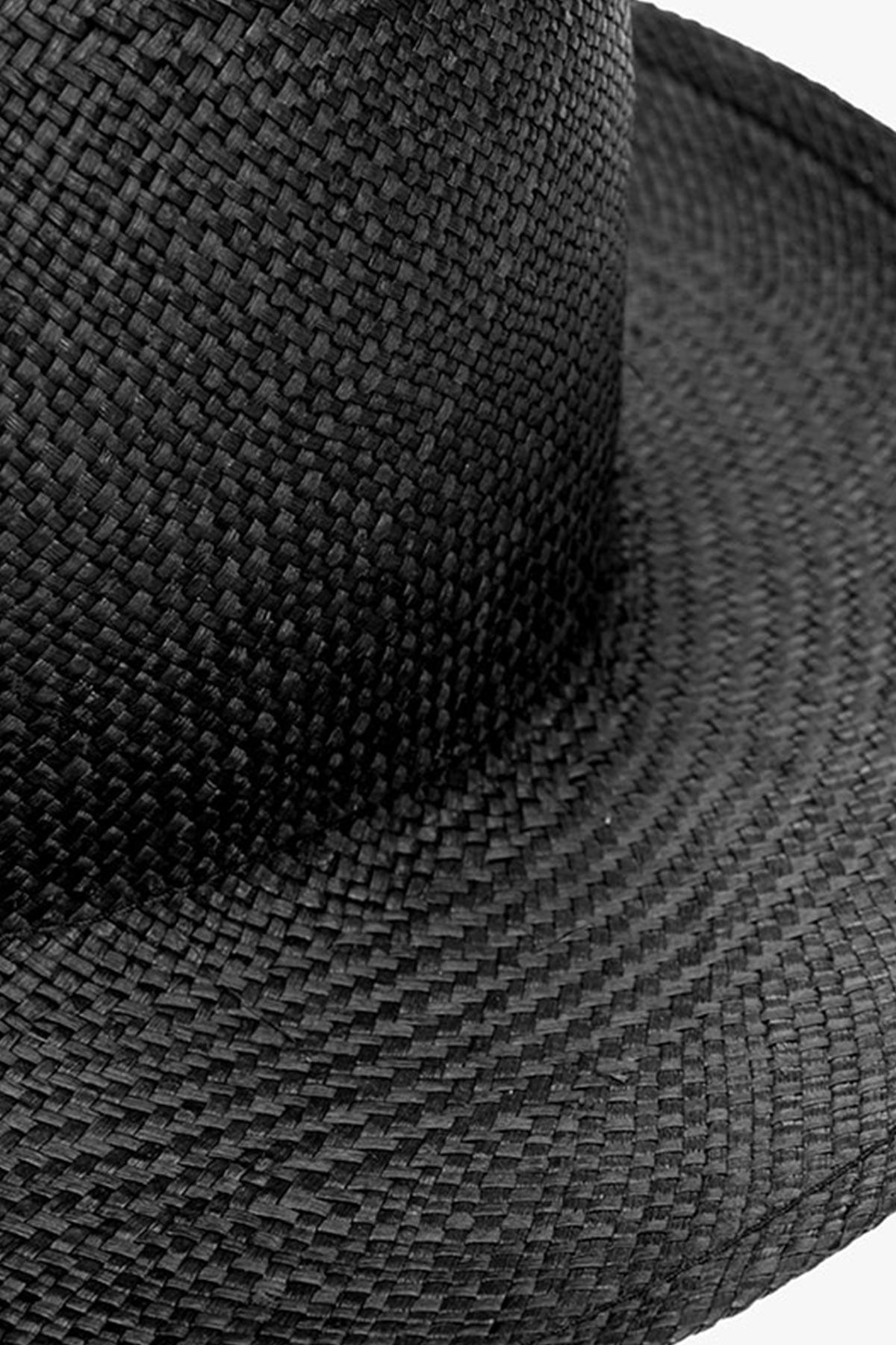 Lyst - Hudson Jeans Hat Attack Panama Continental Hat 51c2d81f60ef