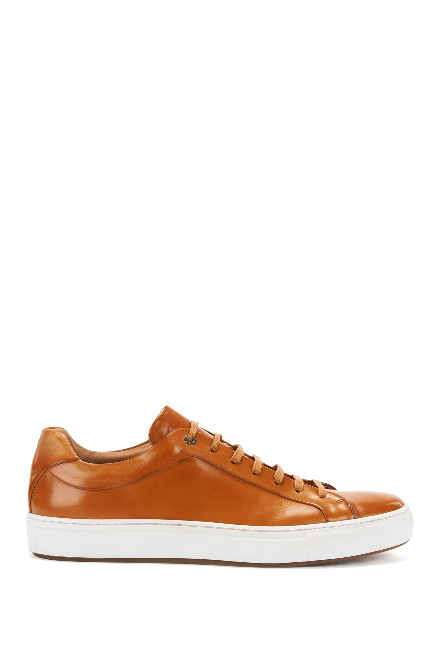 BURNISHED TRAIN - Sneaker low - polo tan AOymSKr