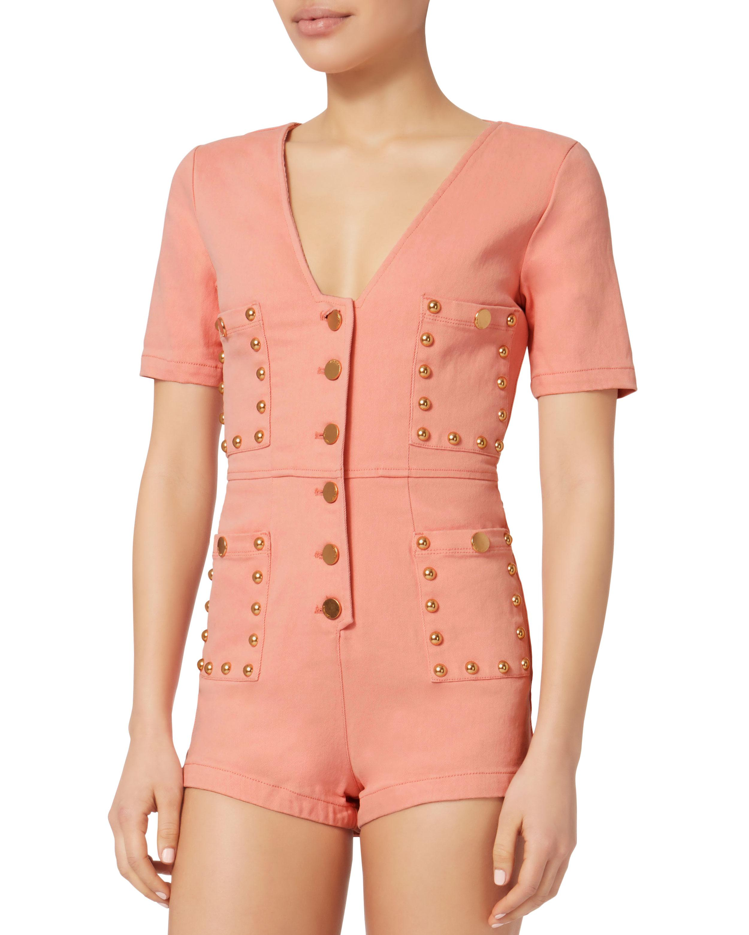 44de186621 Lyst - Alice McCALL All Day All Night Playsuit in Pink