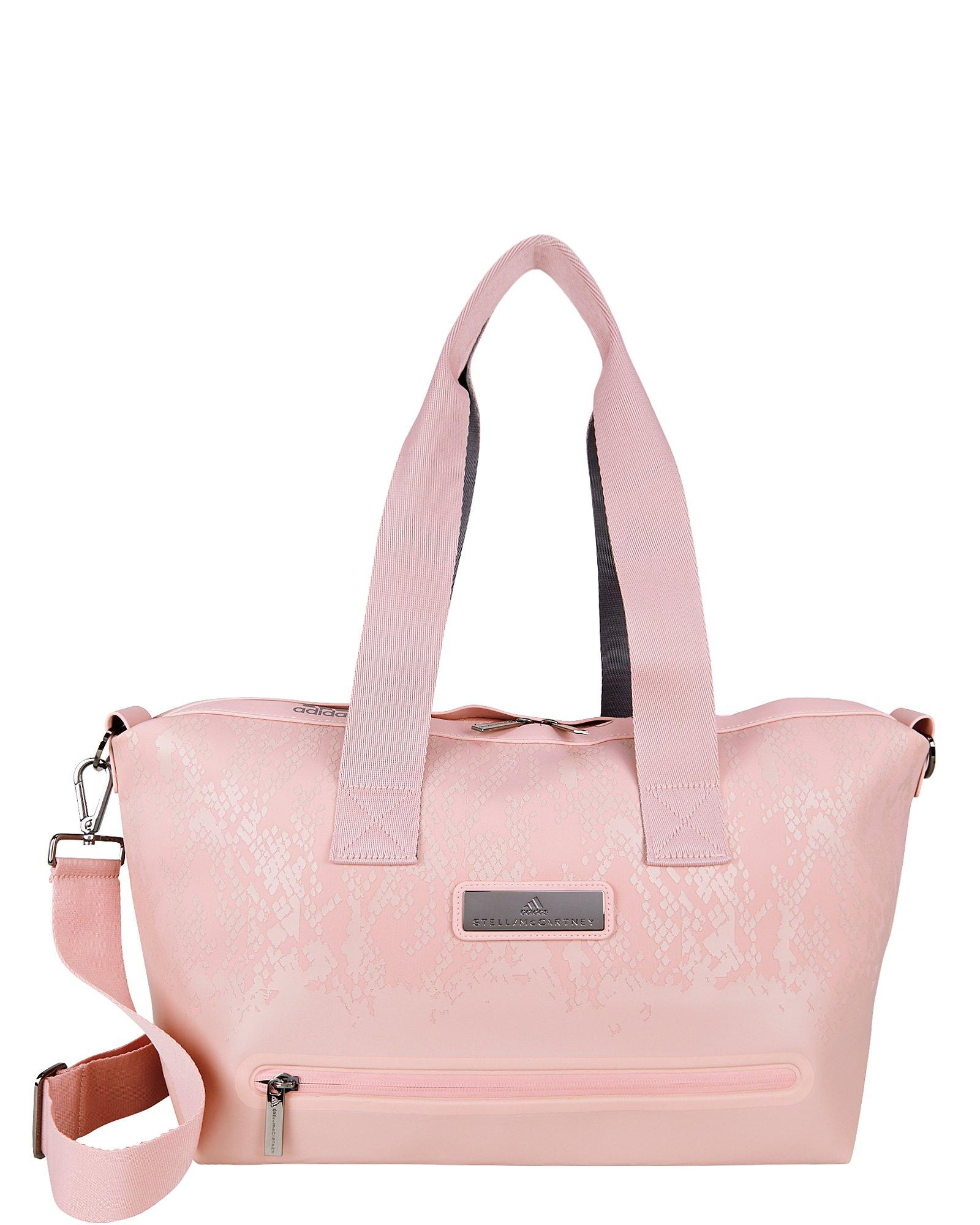 Lyst - adidas By Stella McCartney Small Studio Pink Bag in Pink 4e6eaa6f6e134