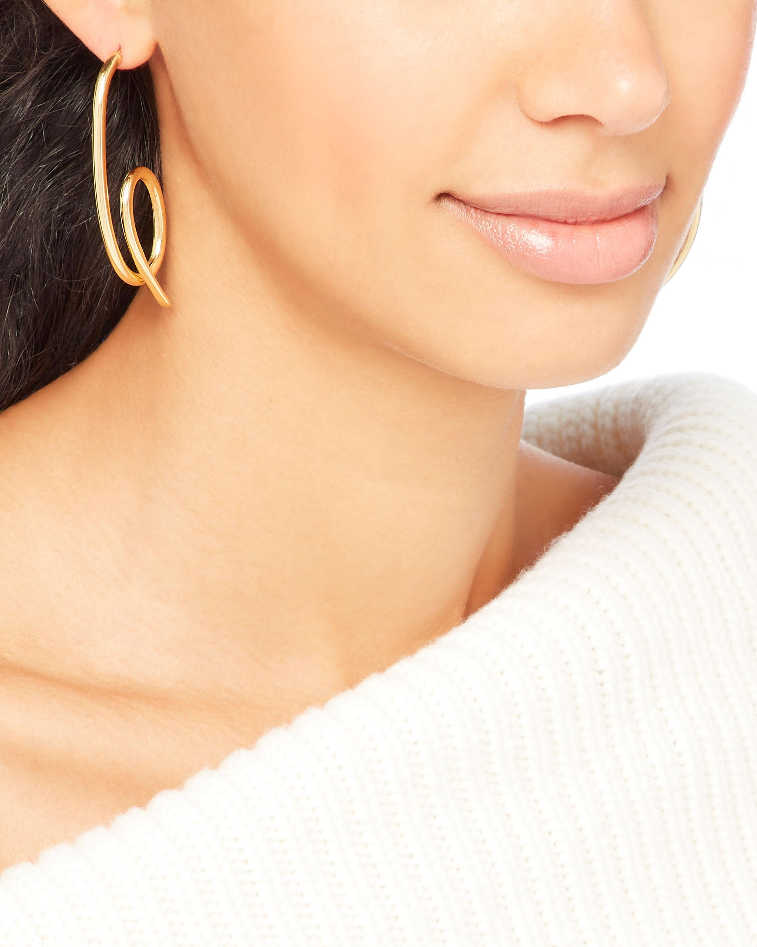 Joanna Laura Constantine Why Knot earrings DtCuc