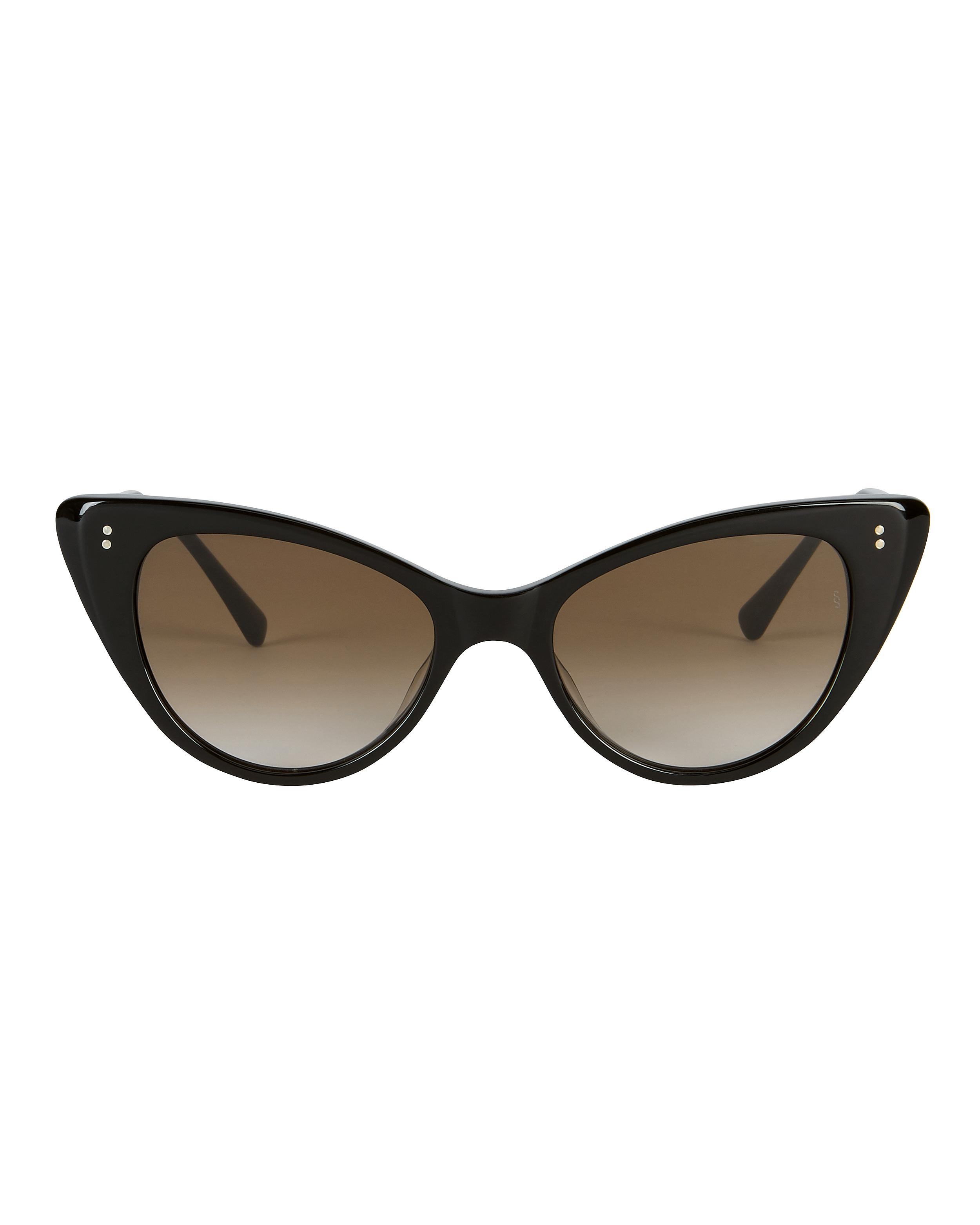 09c1a9557f Lyst - Sunday Somewhere Piper Sunglasses in Black