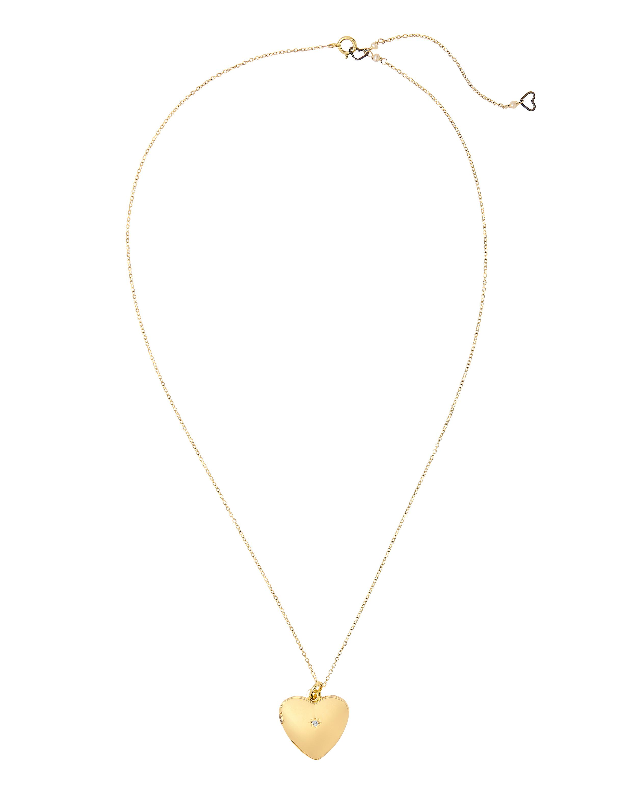 Sasha Samuel Maxine locket necklace - Metallic Q4b83vun
