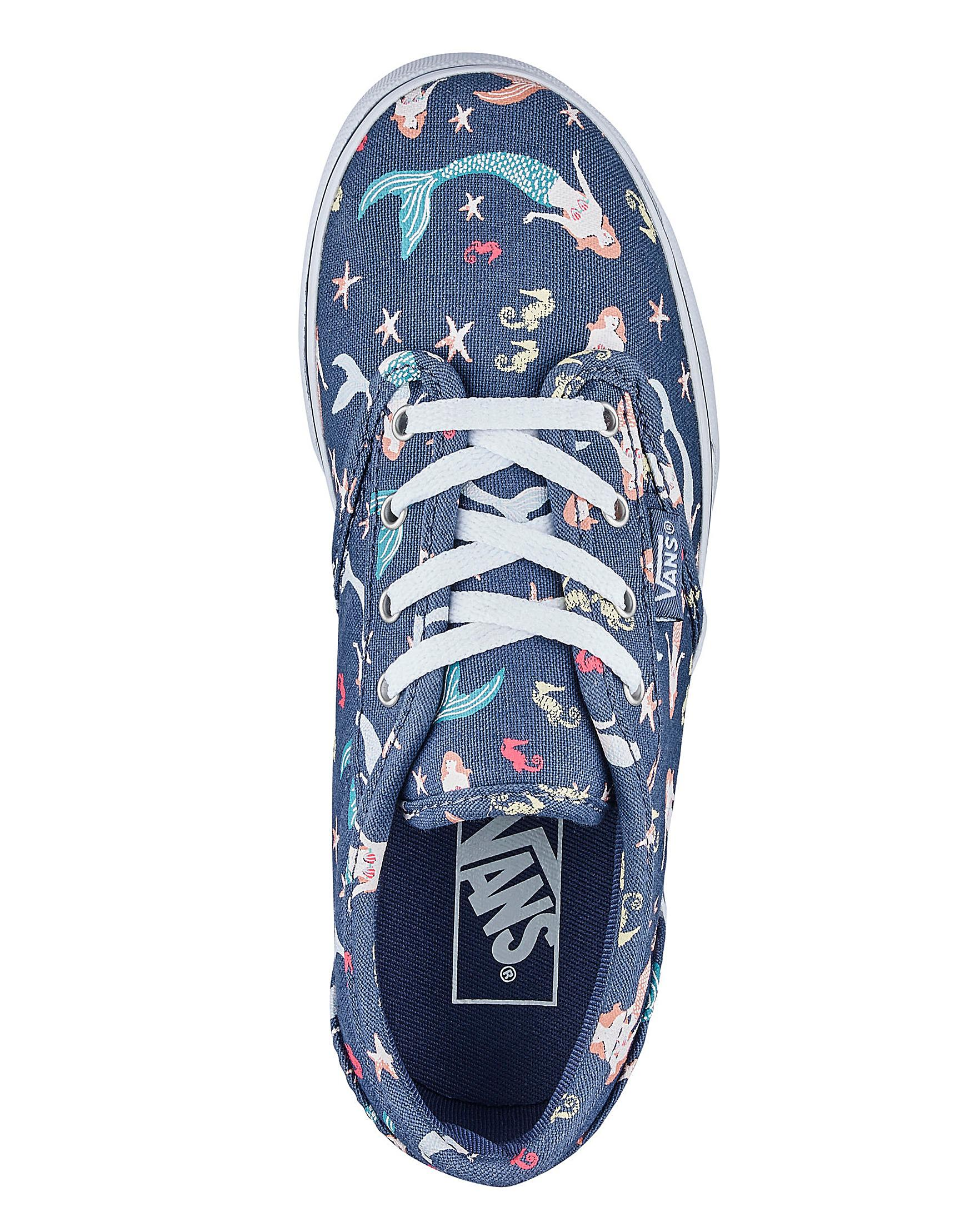 ae364a5716 Vans Atwood Low Trainers in Blue for Men - Lyst