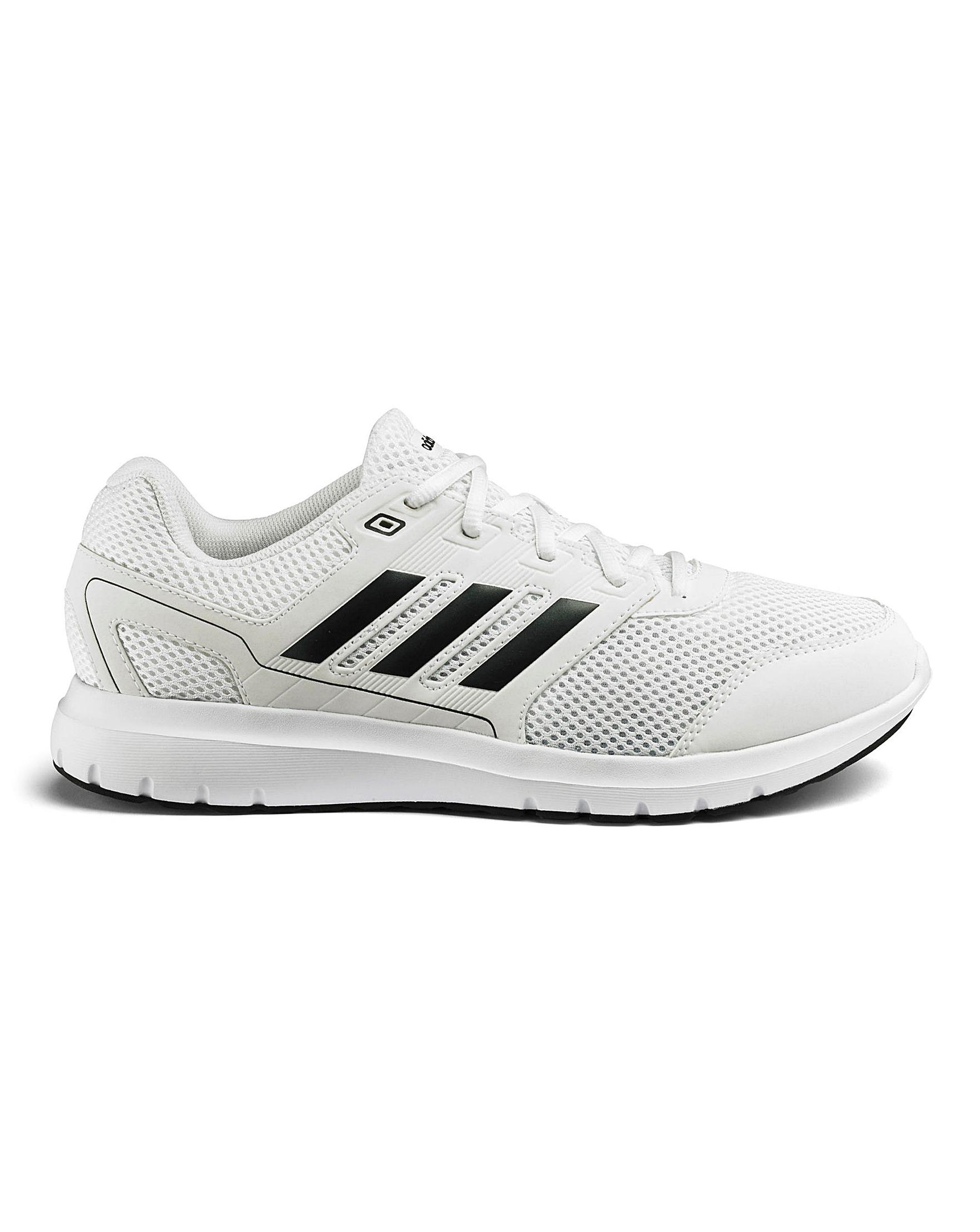 sports shoes daf8d 34fd8 adidas. Mens White Duramo Lite 2.0 Trainers
