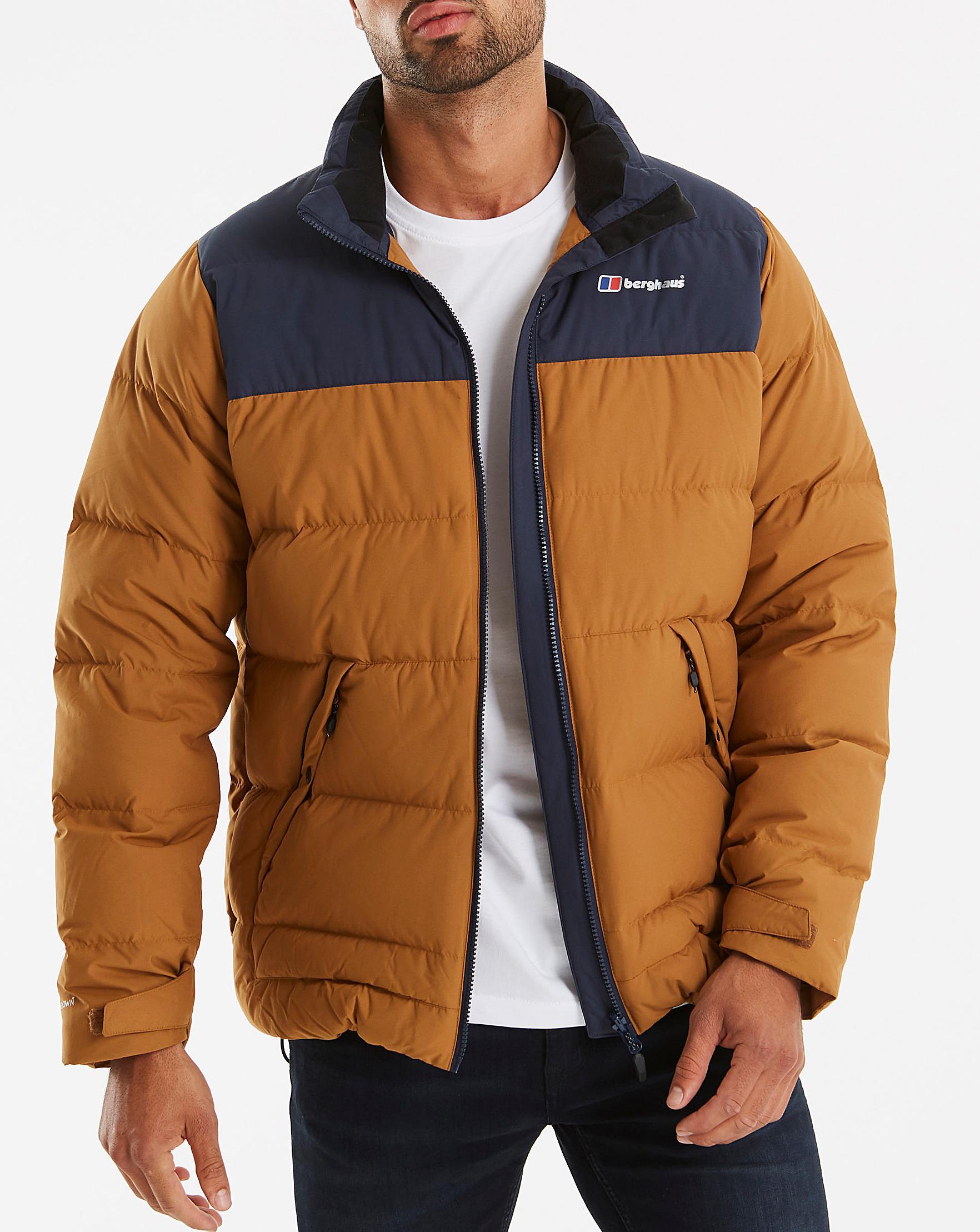 31bad9d66eba Berghaus Mavora Jacket in Blue for Men - Lyst