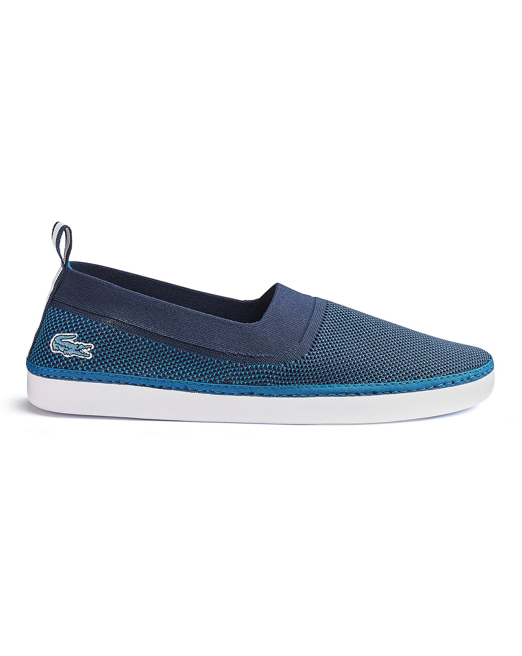 Lydro Trainers In Blue - Blue Lacoste LwSr5MQC