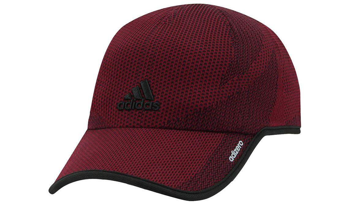 40dca1db628 Lyst - adidas Men s Adizero Prime Cap in Red for Men