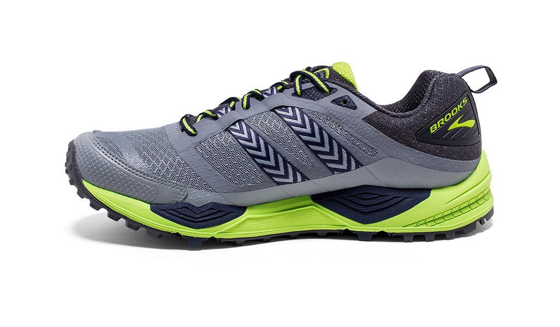 3ad5167c747 Lyst - Brooks Men s Cascadia 12 Trail Running Shoe in Blue for Men