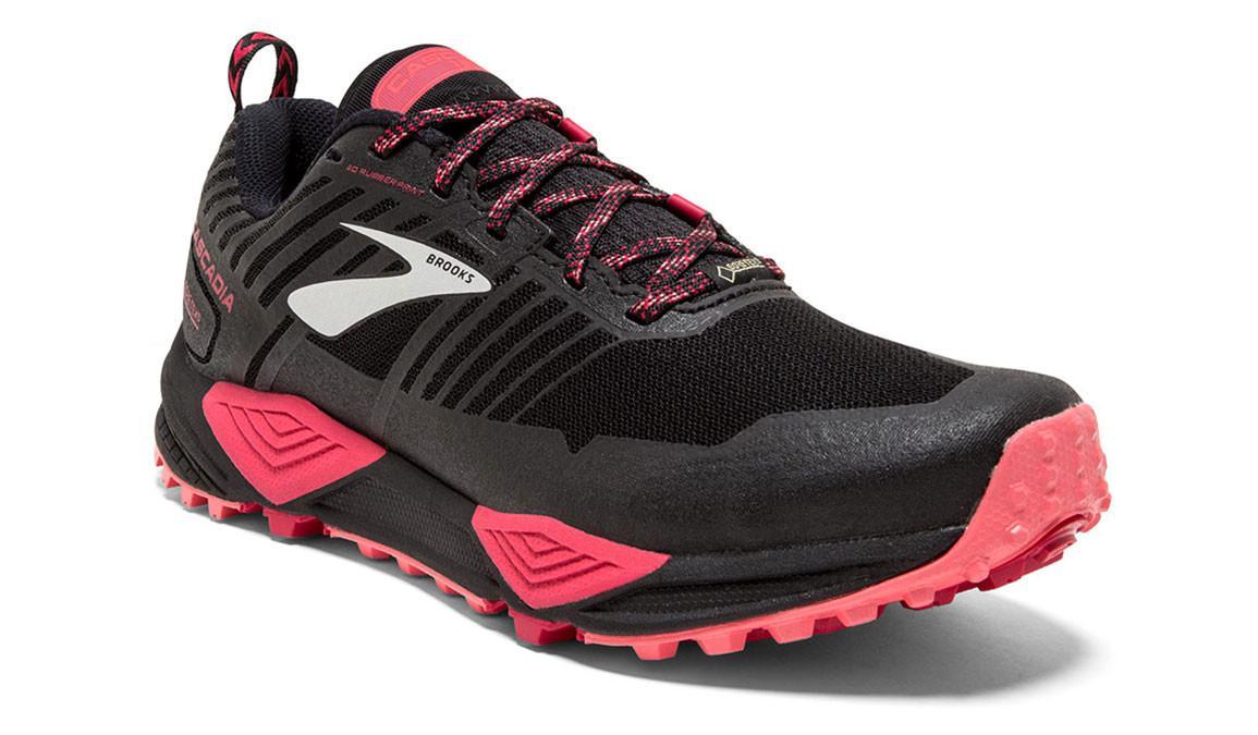 4ba55ae15aa Brooks - Black Cascadia 13 Gtx Trail Running Shoe - Lyst. View fullscreen