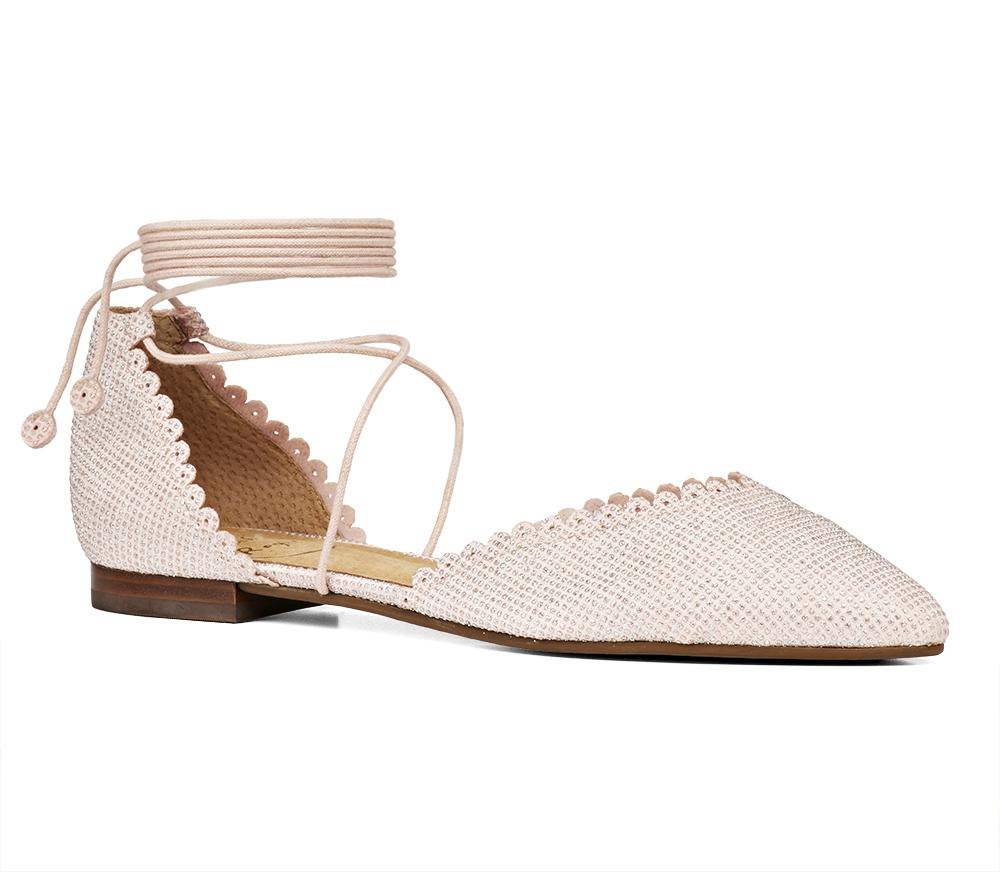 Jack Rogers | Multicolor Camille Sparkle Flat | Lyst. View Fullscreen
