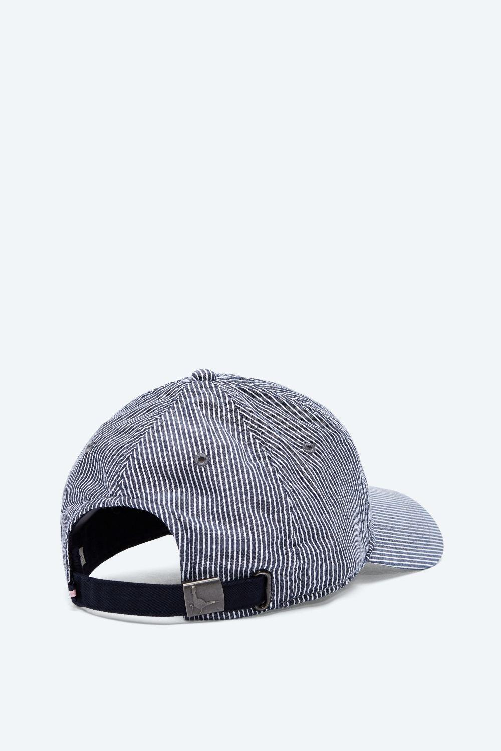 a283825f057 Jack Wills - Blue Enfield Stripe Pheasant Cap for Men - Lyst. View  fullscreen