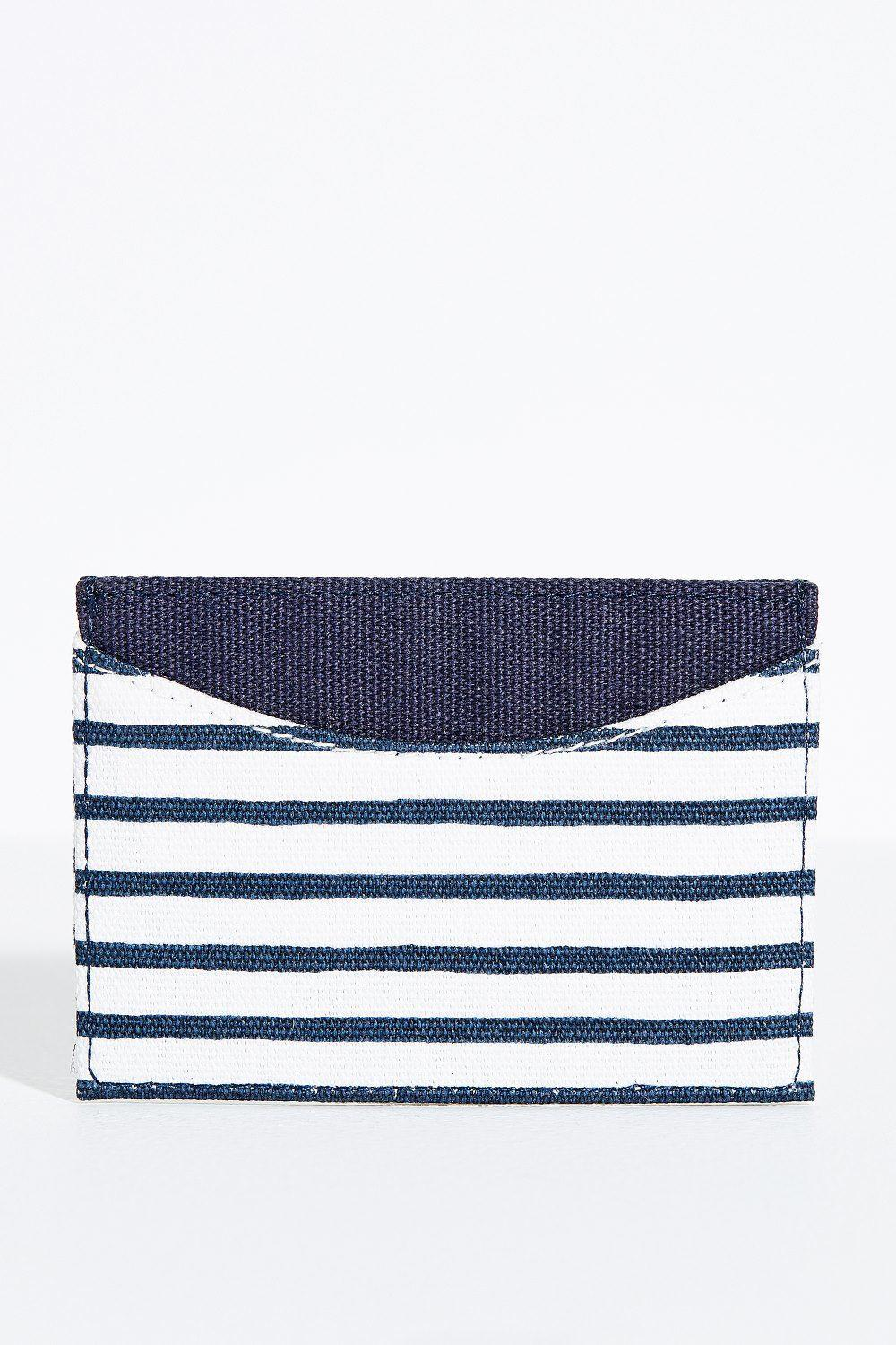 ff0258e11ca Lyst - Jack Wills Lanpher Travel Card Holder in Blue