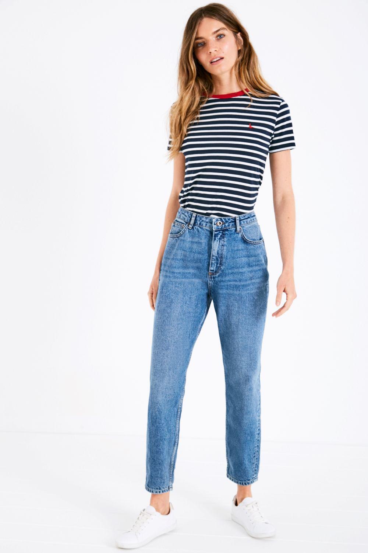 Billig Verkaufen Billigsten Online-Shopping Hohe Qualität Mom-Jeans - Blau Jack Wills Billig Mit Kreditkarte icHQexaCQW