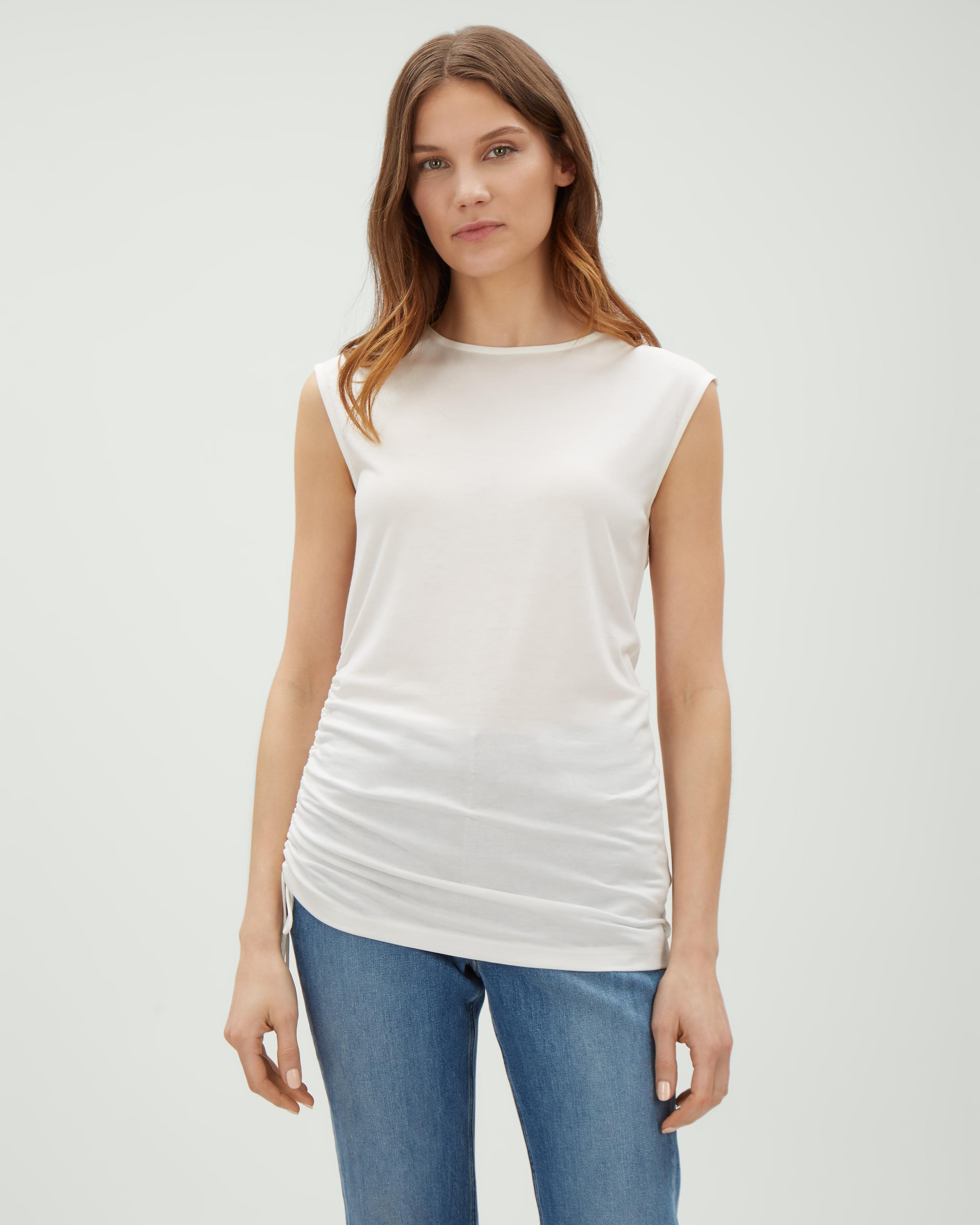 Clearance Factory Outlet Hot Sale For Sale Jaeger Slouchy Jersey Vest Top e0ZTEo3