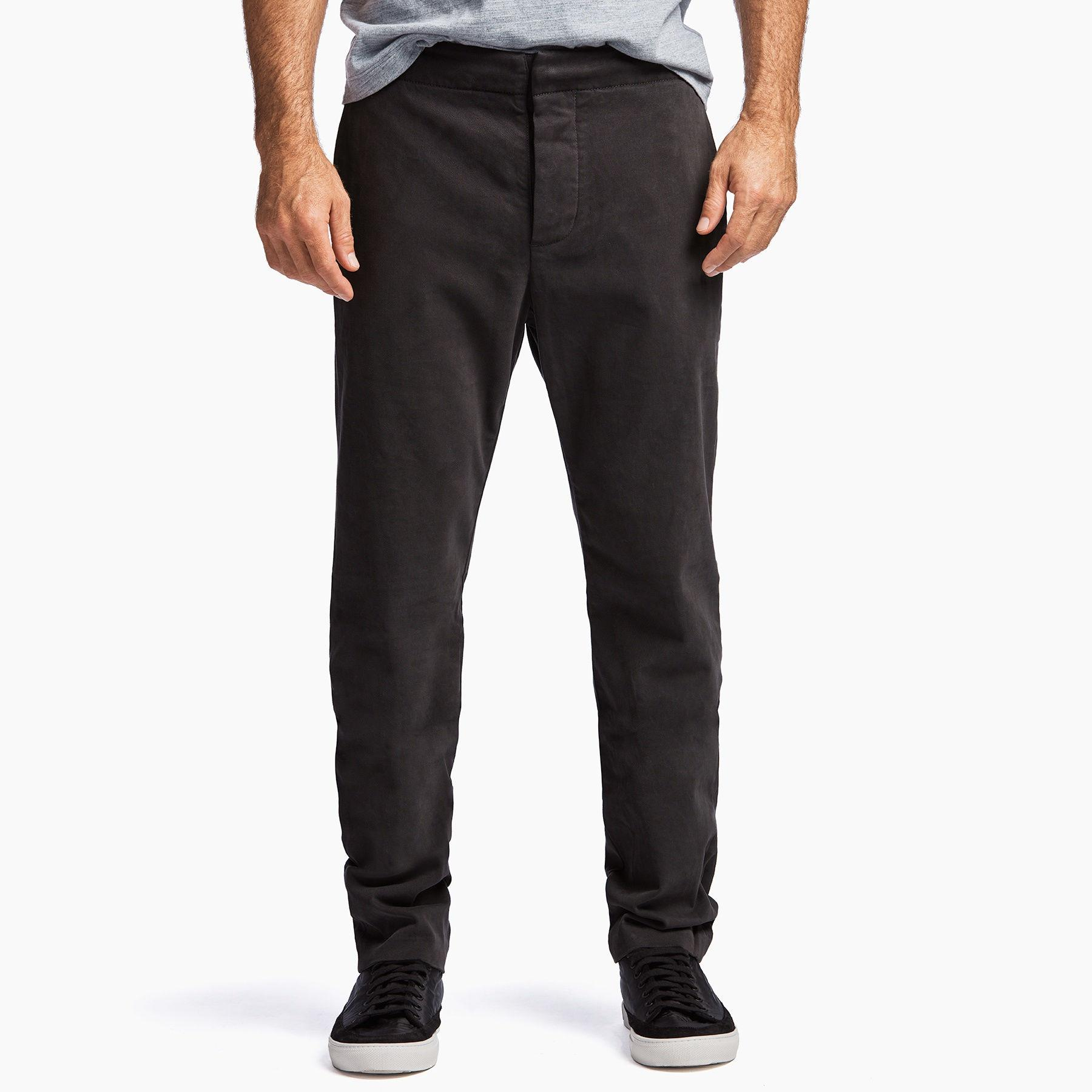Slim-fit Brushed Stretch-cotton Twill Chinos James Perse Cheap Affordable Buy Cheap Cheap Cheap Wholesale Where Can You Find Buy Cheap New 6ynIBLI