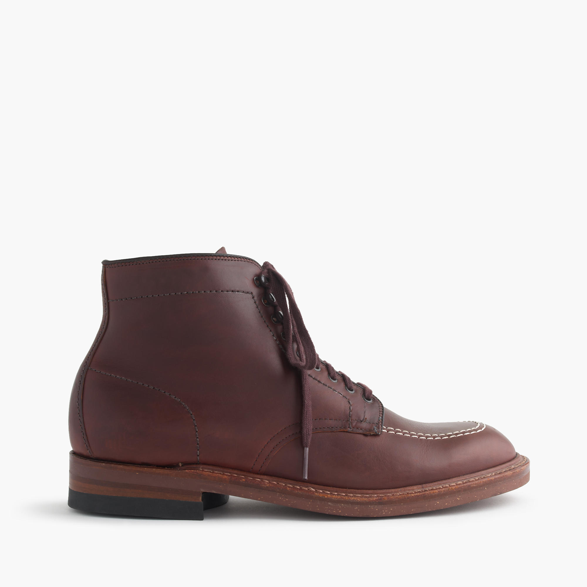 Lyst alden 405 indy boots in brown for men for The alden
