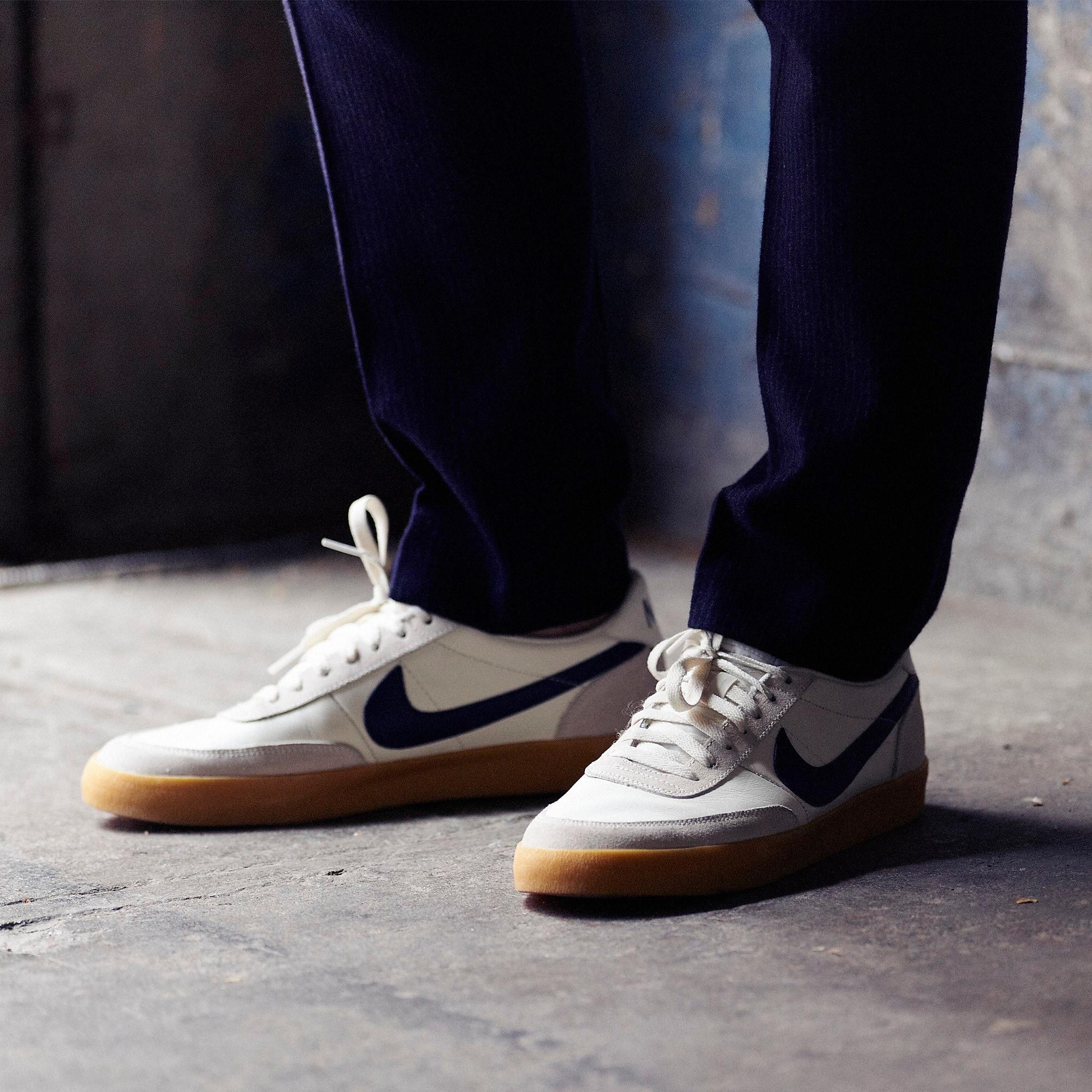 36e8af7a0c530e ... Lyst - J.Crew Nike Killshot 2 Sneakers in White for Men . ...