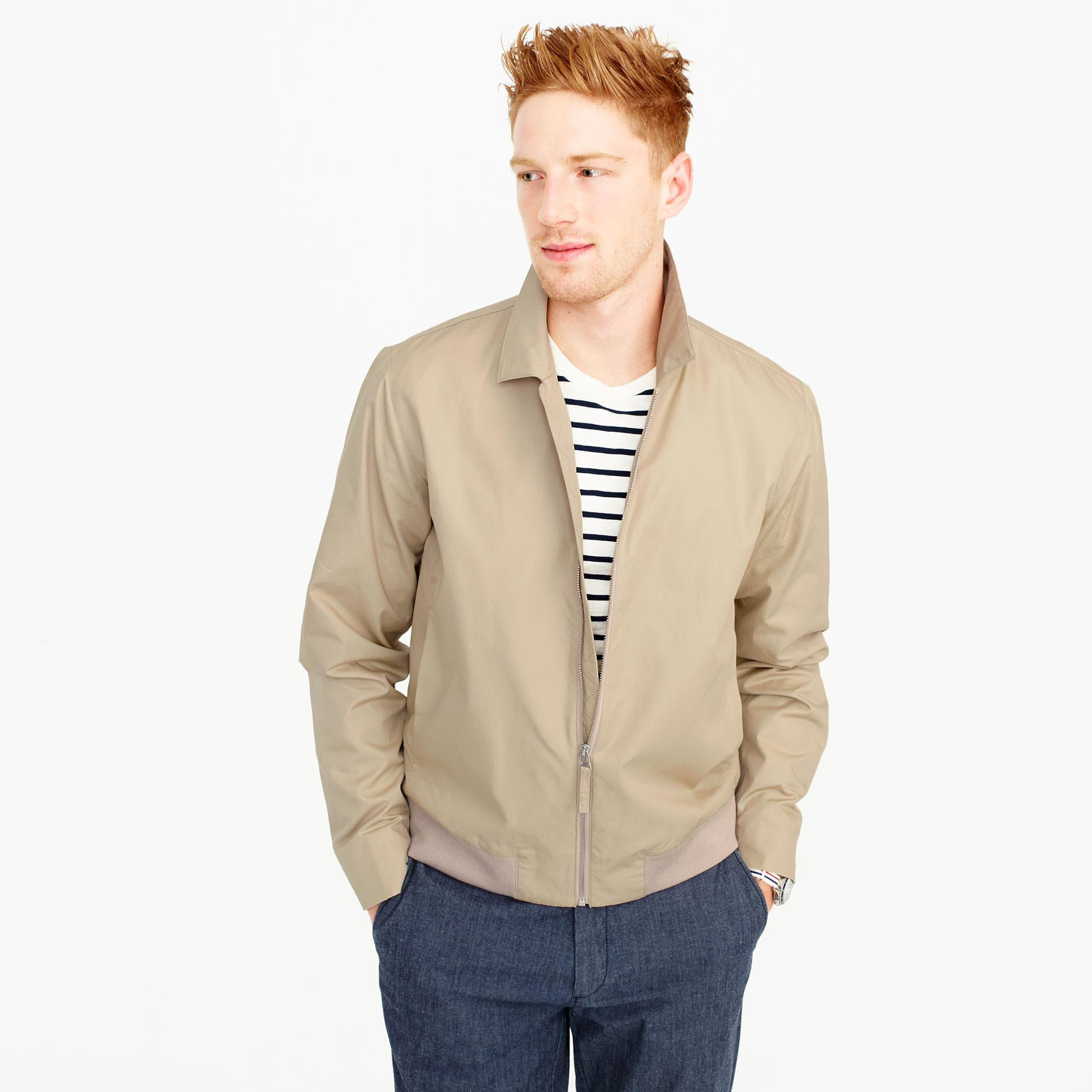 2b4baace2ce Lyst - J.Crew Norse Projects Trygve Cotton Jacket in Natural for Men