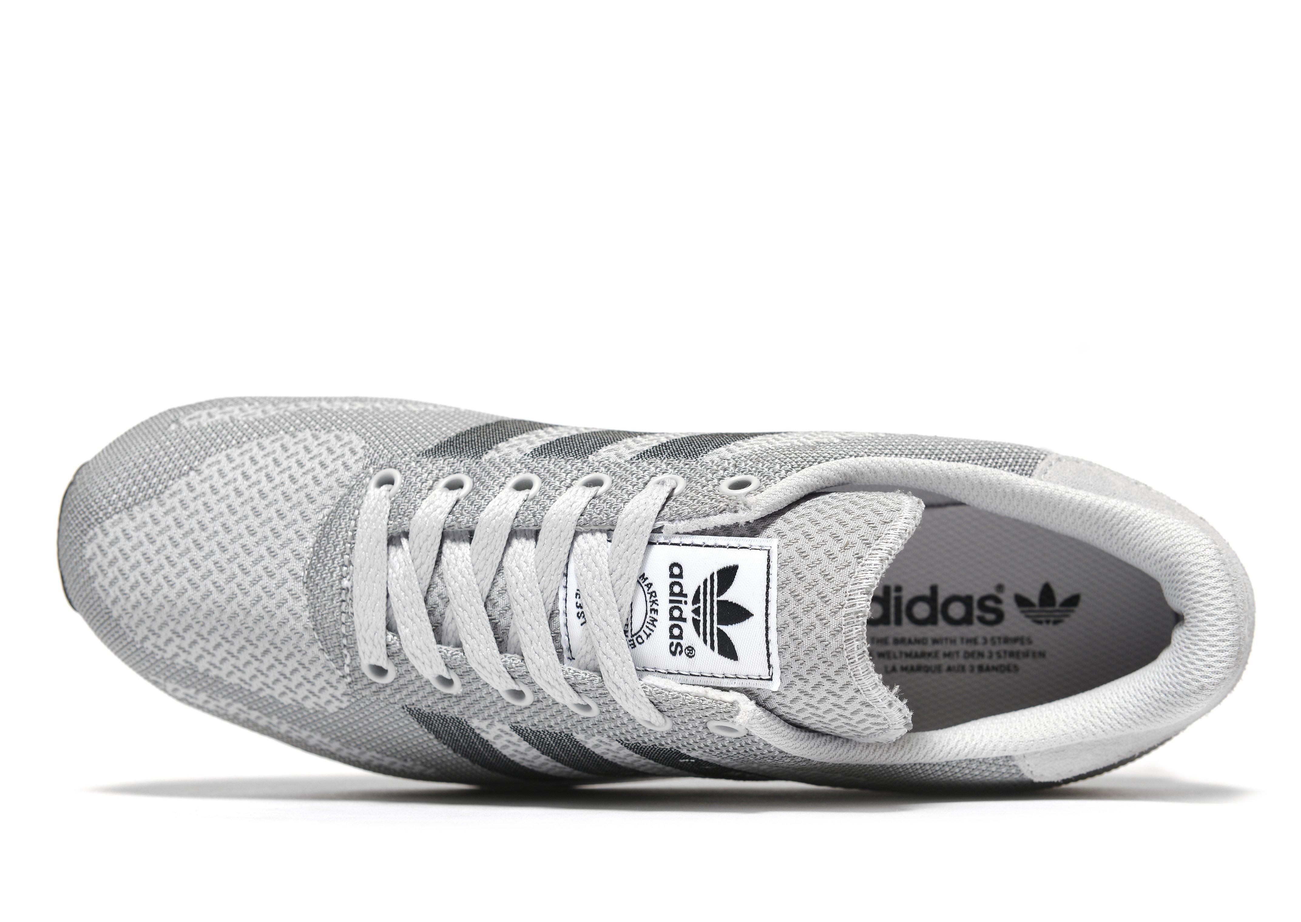 adidas la trainer weave white