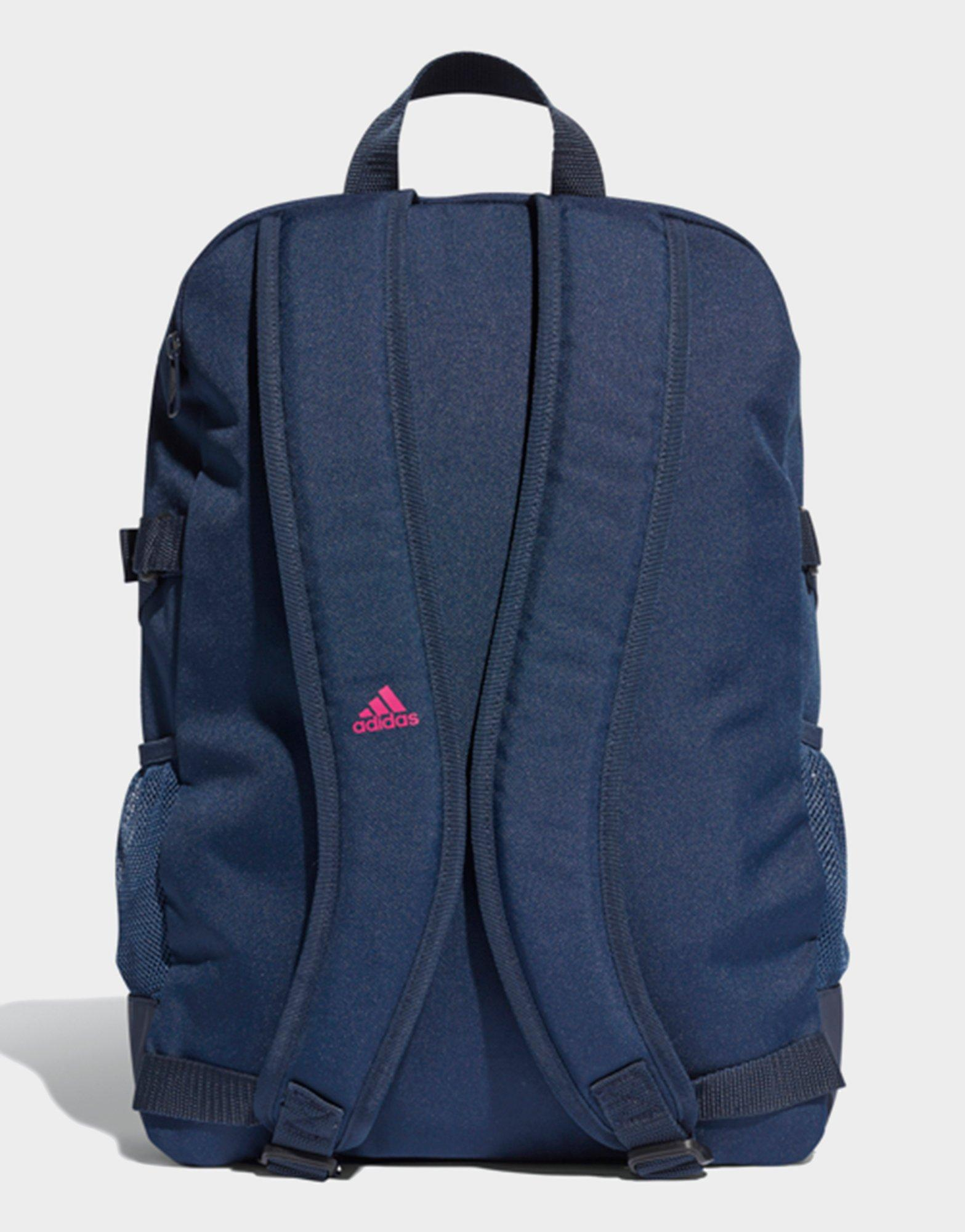 adidas 3-stripes Power Backpack Medium in Blue for Men - Lyst 9179cf1679f85