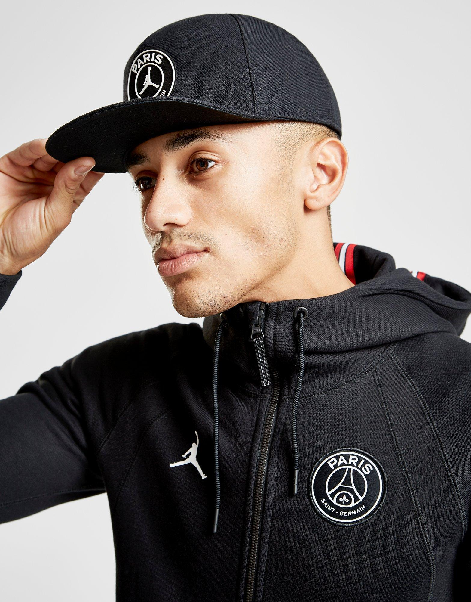 144490ad43e3c Nike X Paris Saint Germain Pro Cap in Black for Men - Lyst