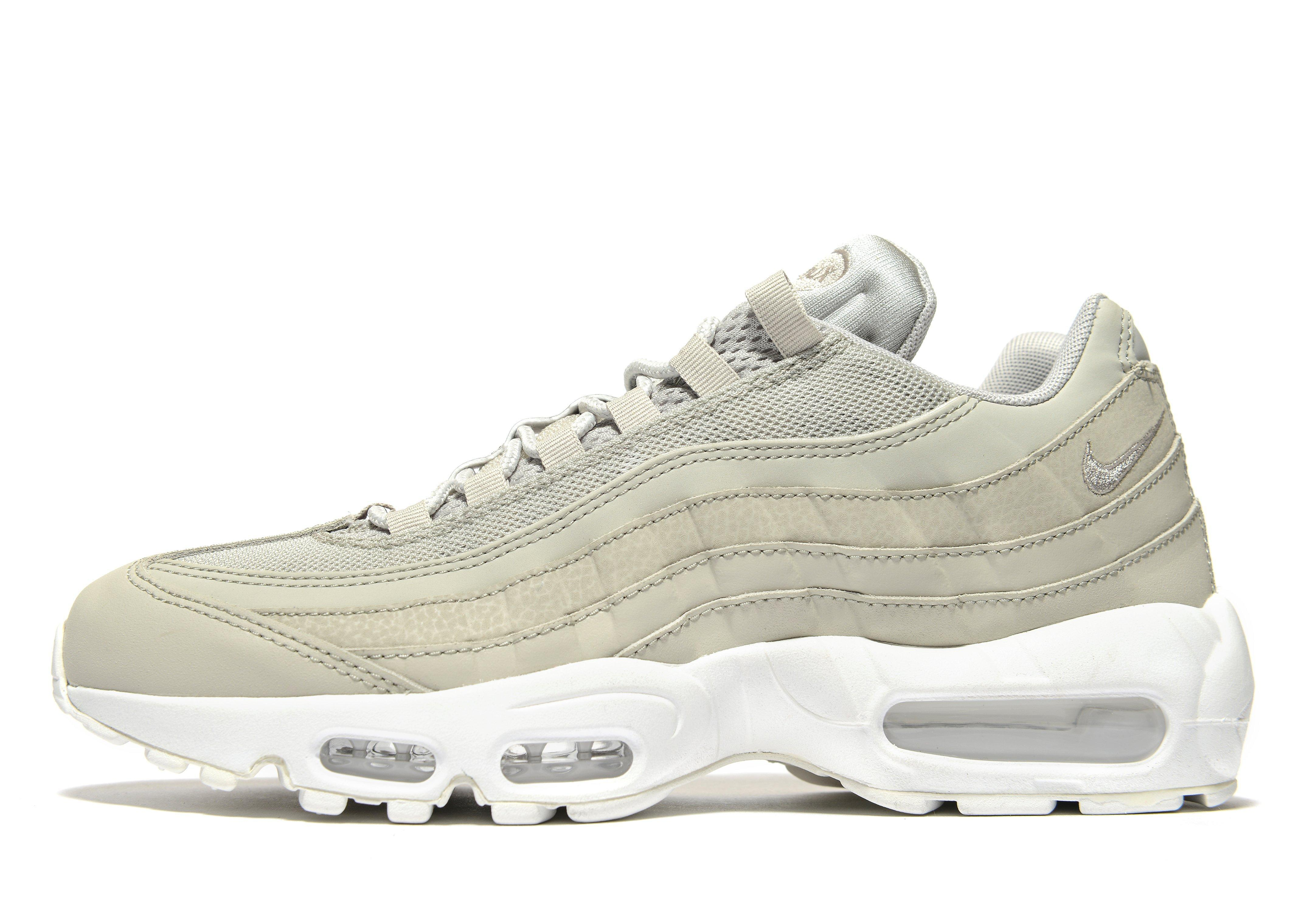 cef70c9507a ... free shipping lyst nike air max 95 in white for men 6866a d9e5f