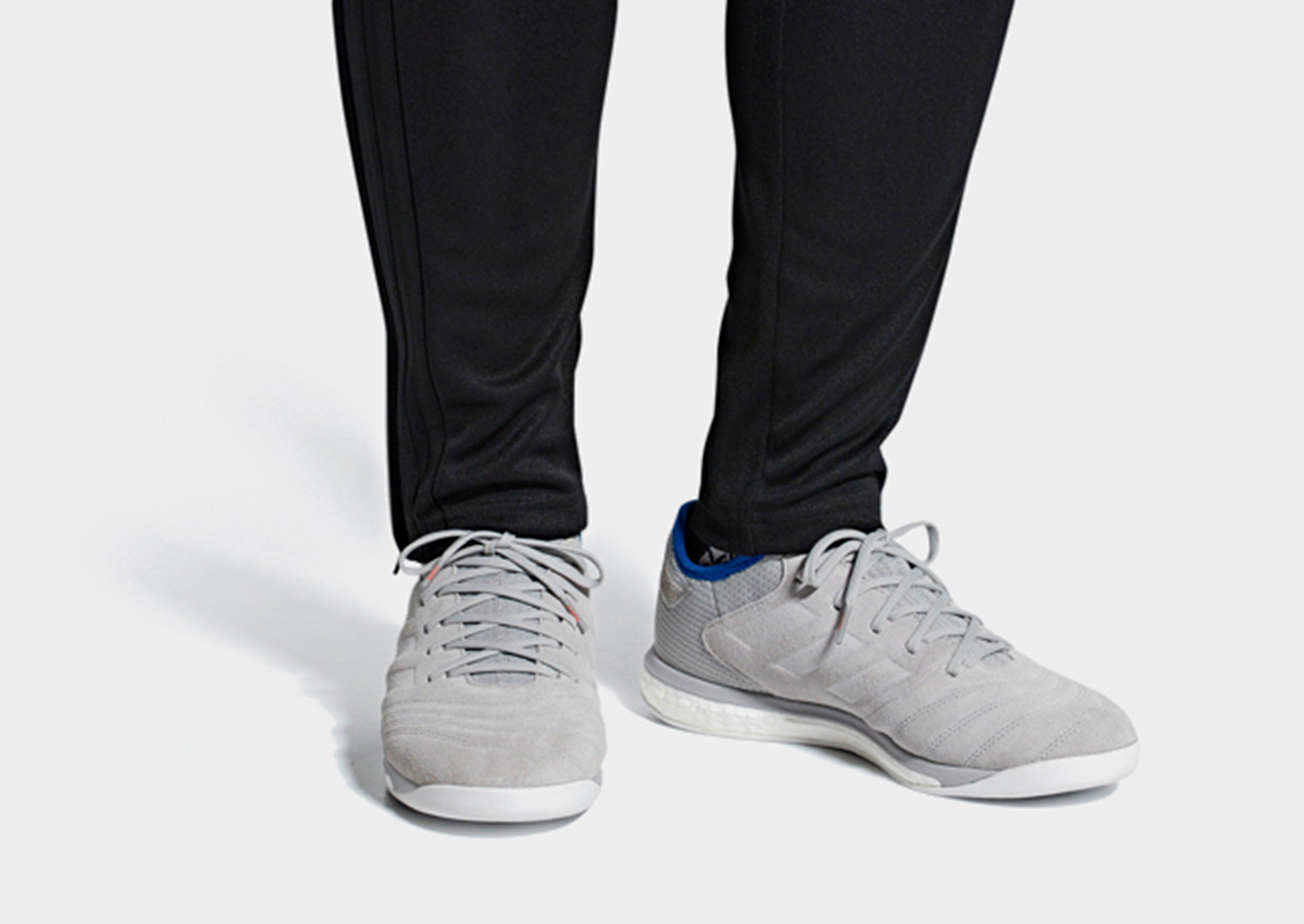 new product 5429c 09c1b Lyst - adidas Copa Tango 18.1 Trainers in Gray for Men