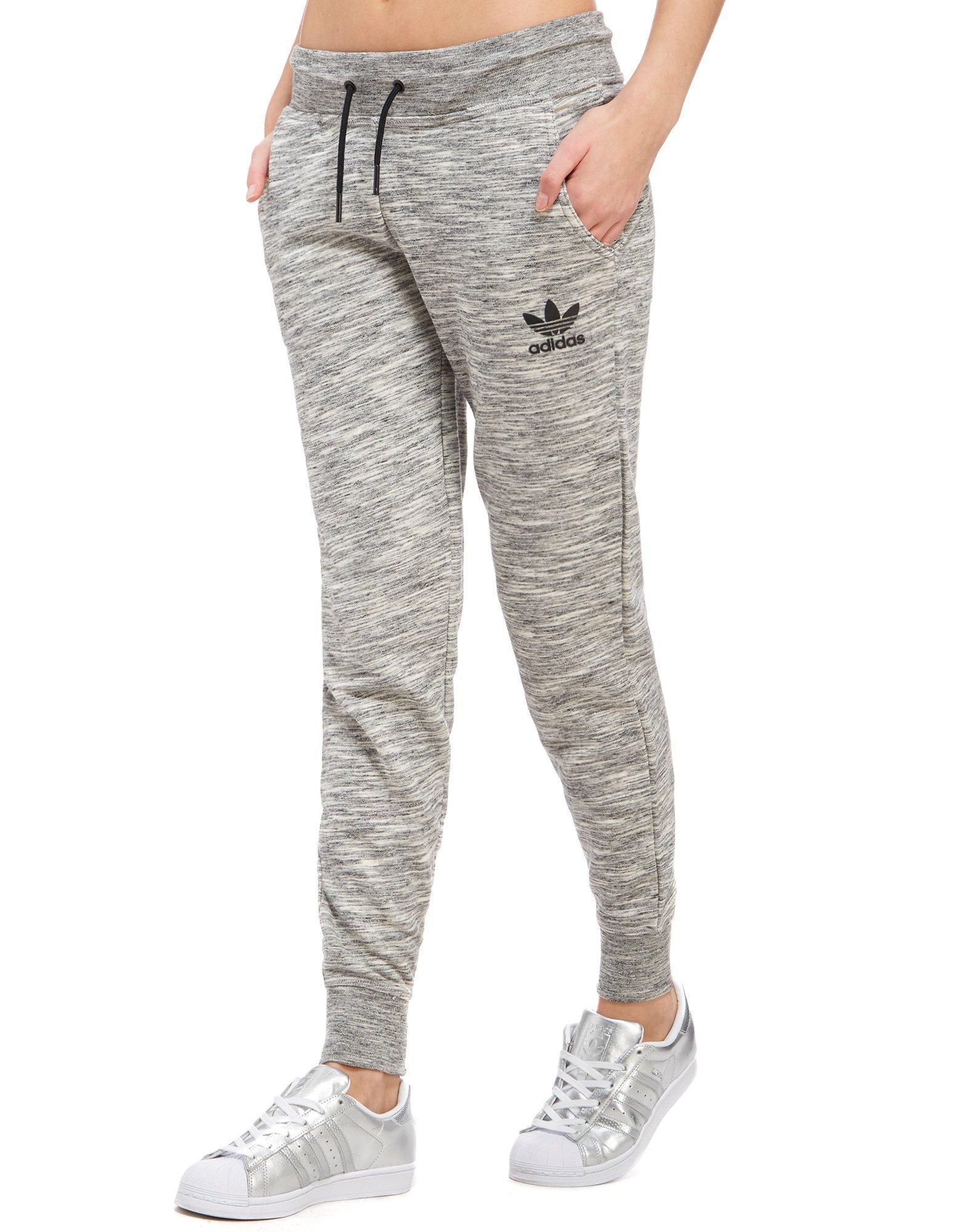 5c633c21483f Lyst - adidas Originals Premium Spacedye Pants in Gray